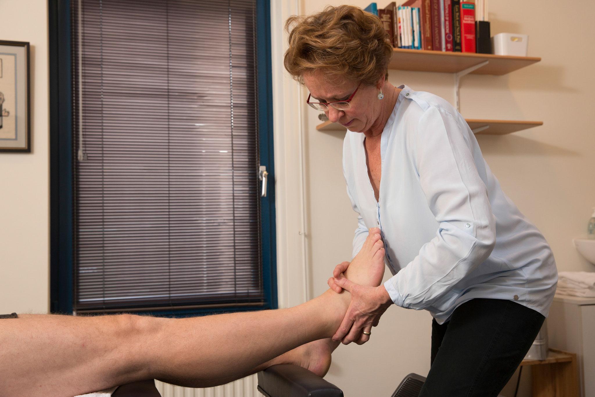 Orthopedische Behandeling