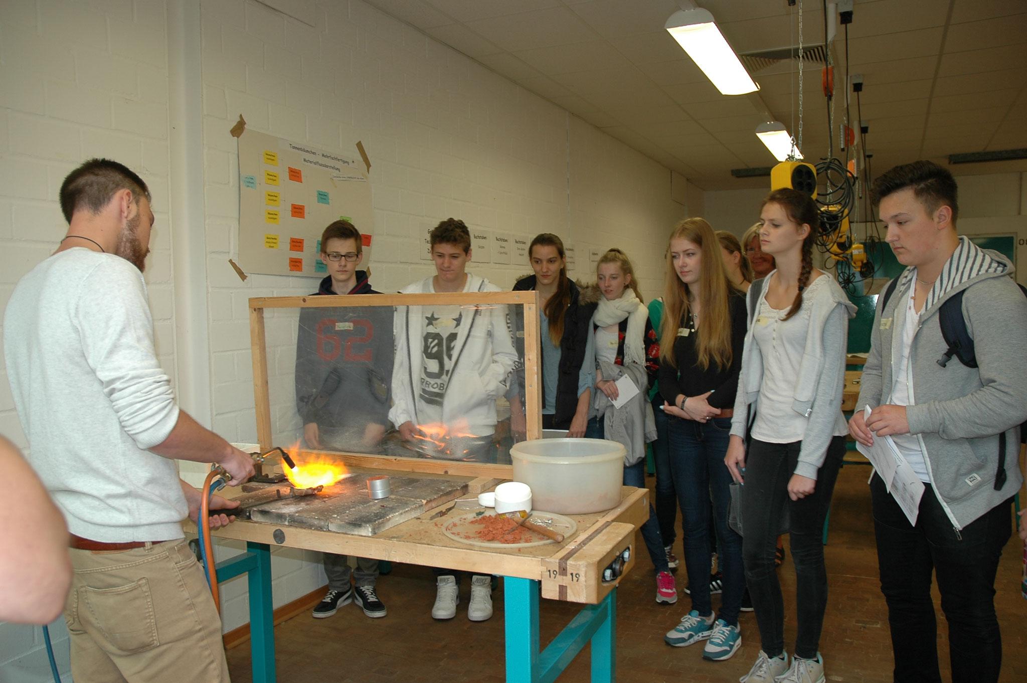 Atelier Juvenile Goldschmiedewerkstatt