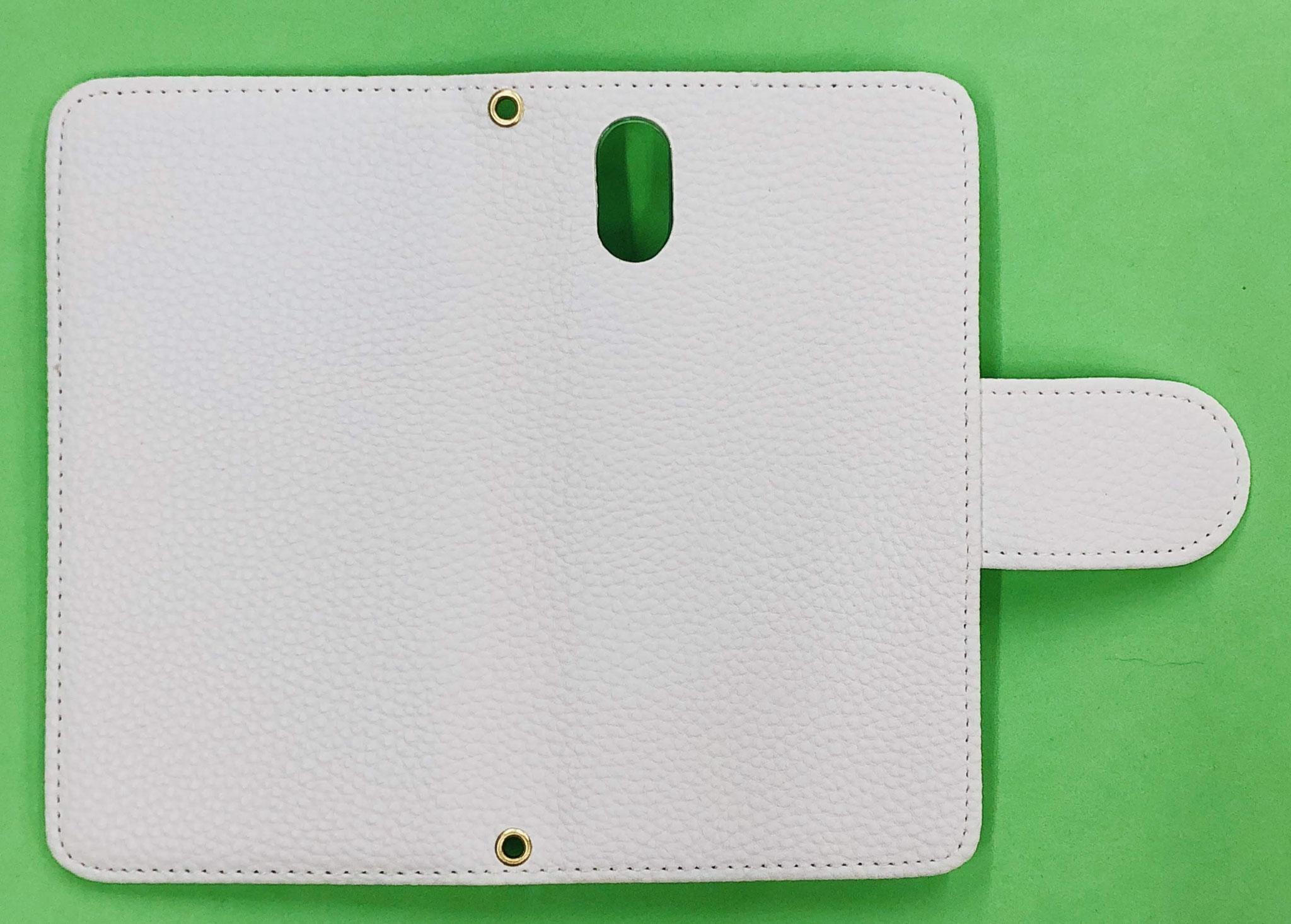 手帳型 左利き向き 右開き オーダーメイドプリント