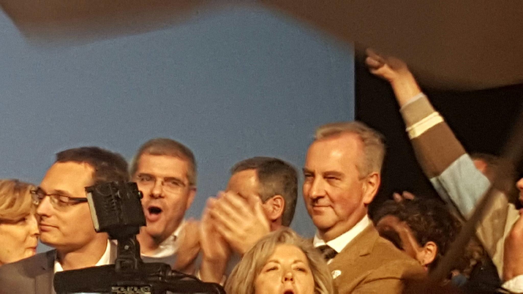 Les premiers candidats aux législatives du PCD en 2017