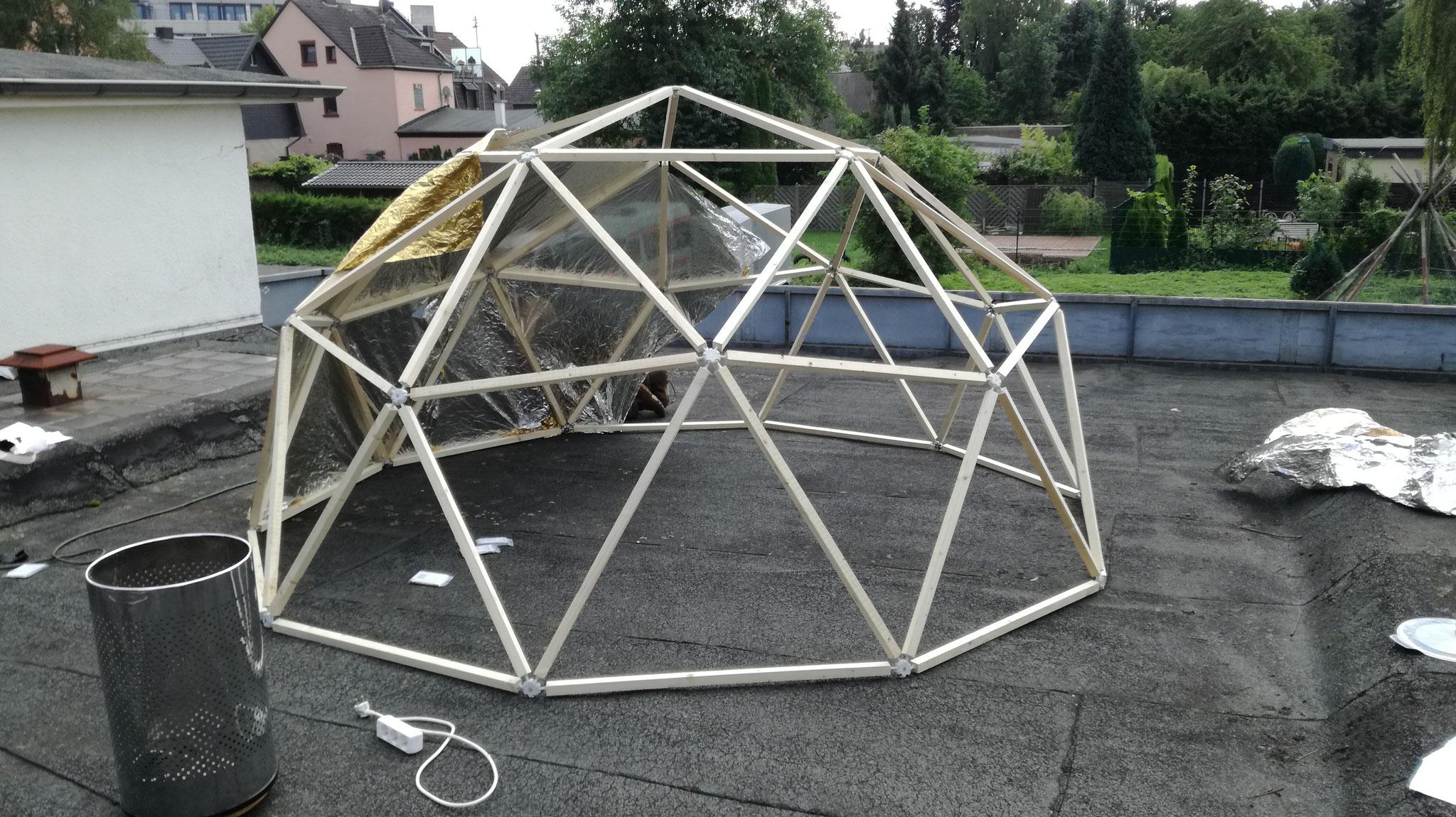 Geodätische Kuppel geodätische kuppel dufte tv