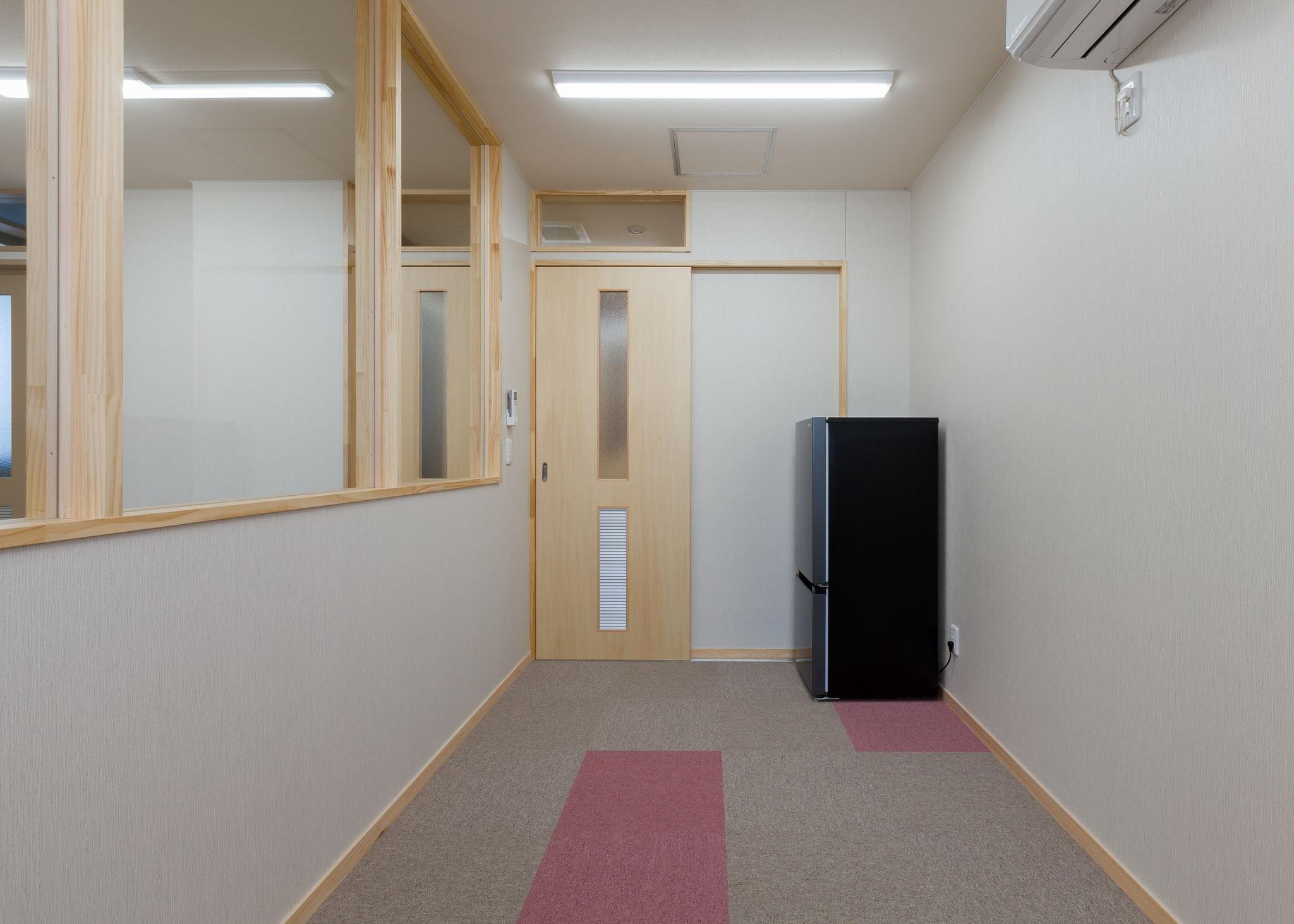 託児室(🍓イチゴの部屋)