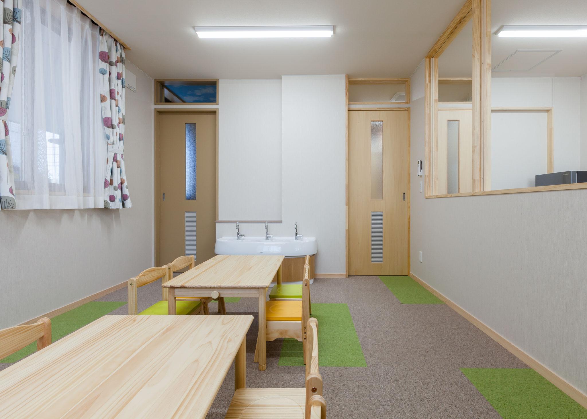 託児室(メロンの部屋)