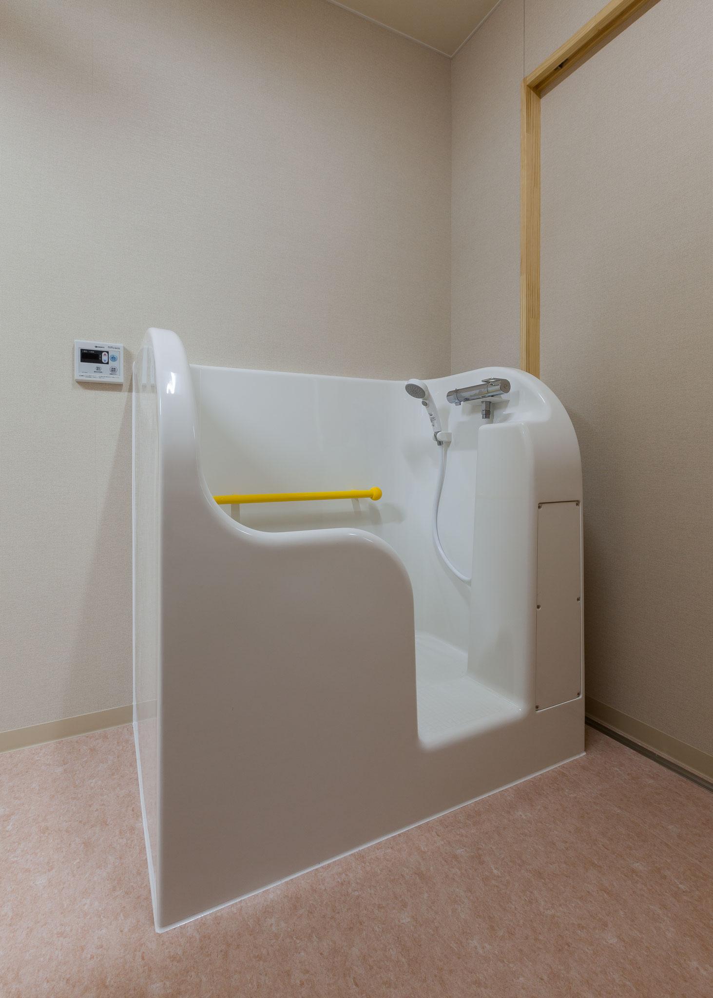 沐浴シャワー室