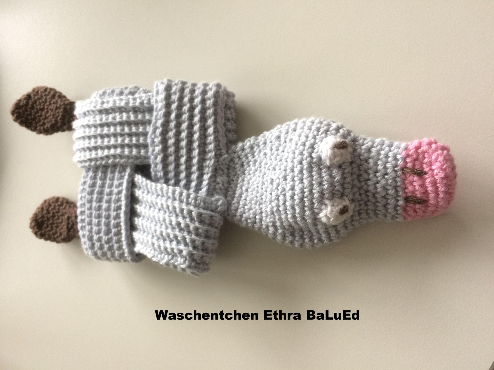 Ente: Waschentchen Ethra BaLuEd / Artikel-Nr. 3033.001