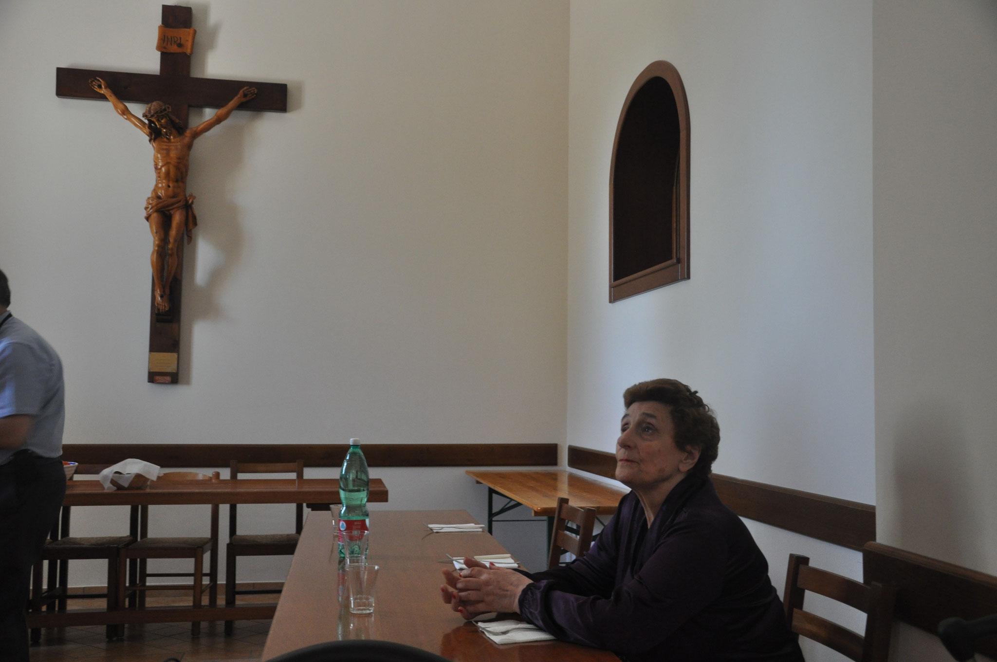 """""""En el Convento de Frailes Capuchinos Menores, Pietrelcina, lugar de nacimiento de Padre Pío"""""""