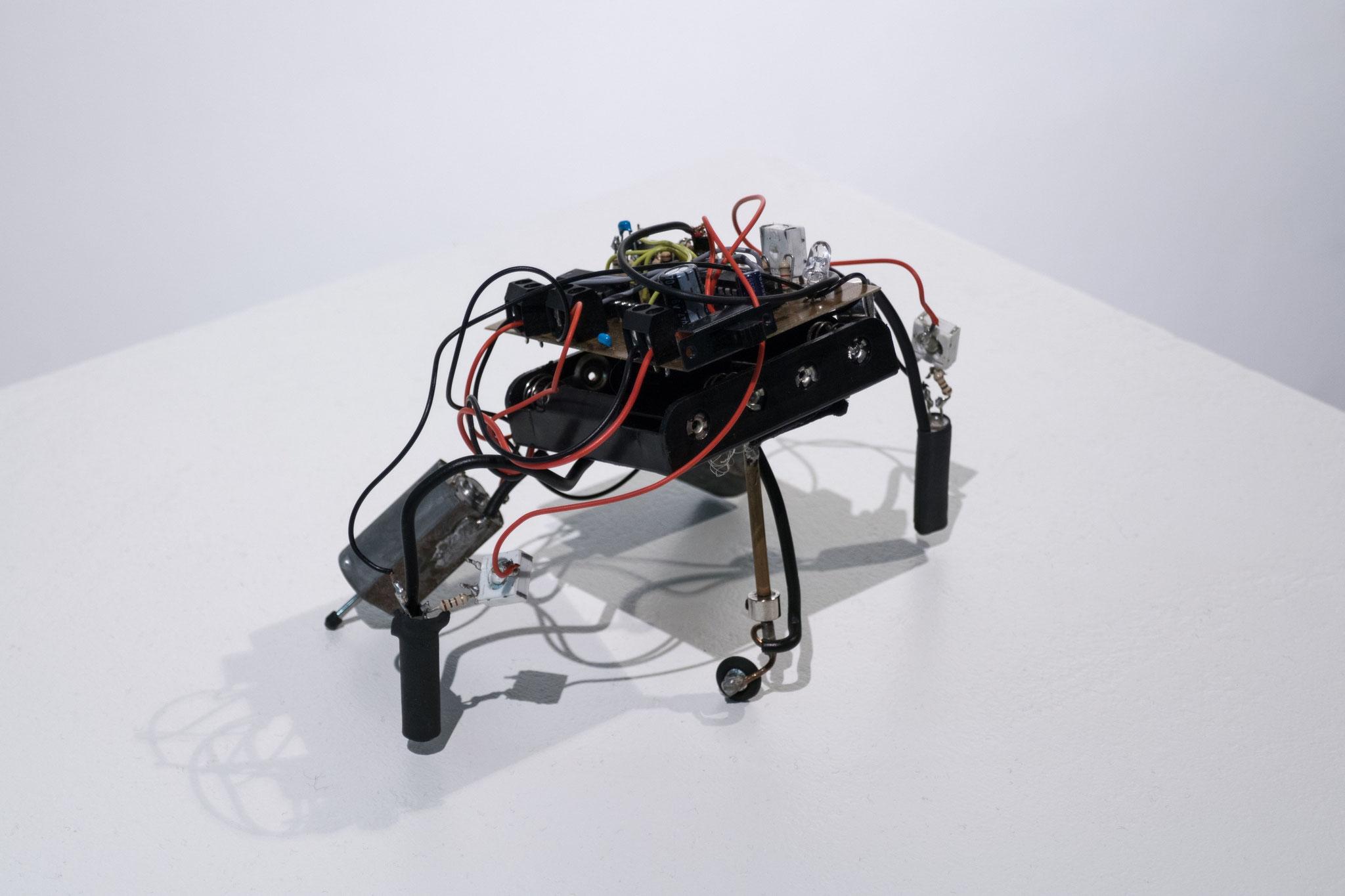 """Roboter für """"photofeedback"""" Foto: Frank Gillich"""