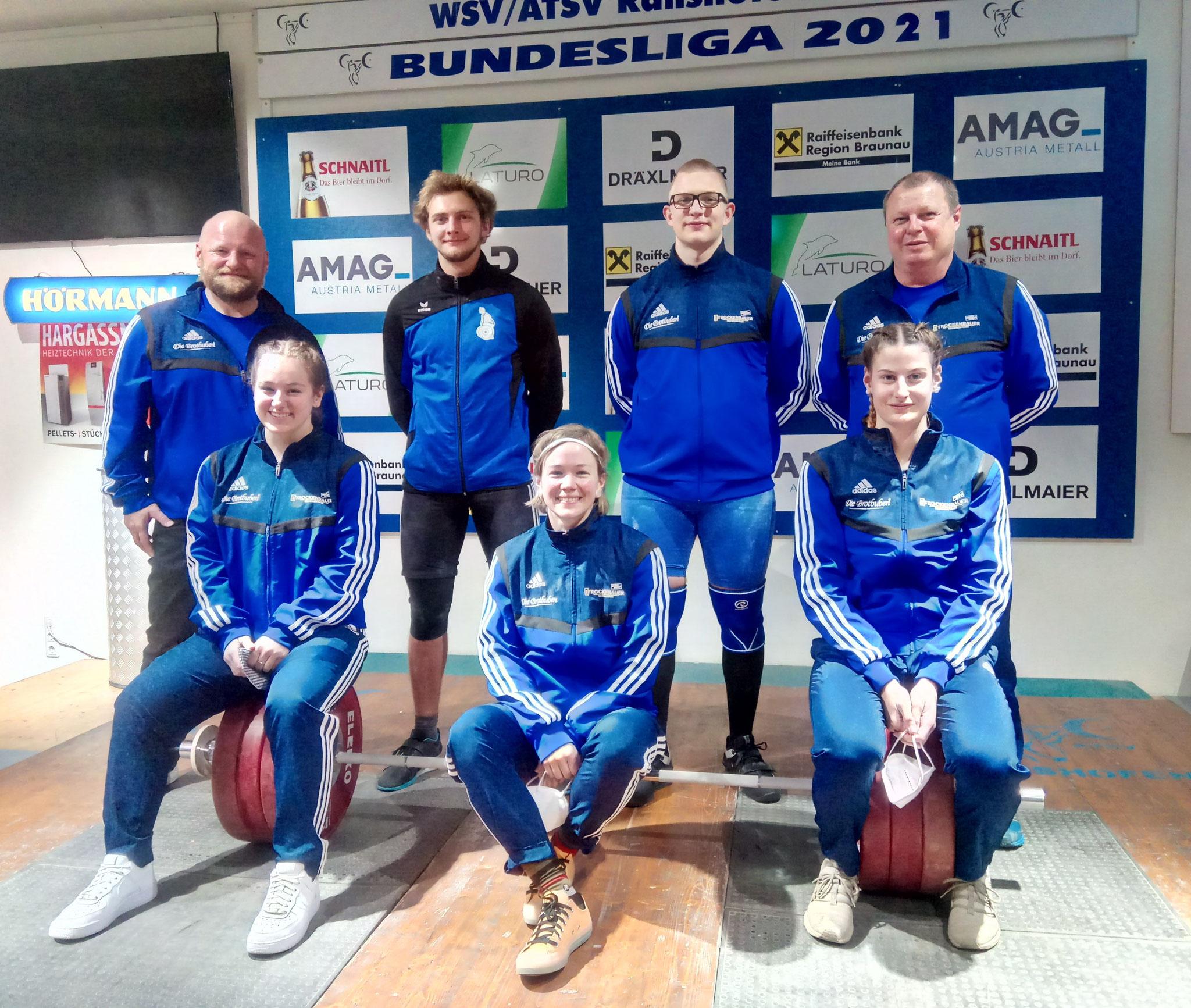 24.04.2021 - 1 : 0 - Auftaktsieg in der Bundesliga gegen ATSV Ranshofen