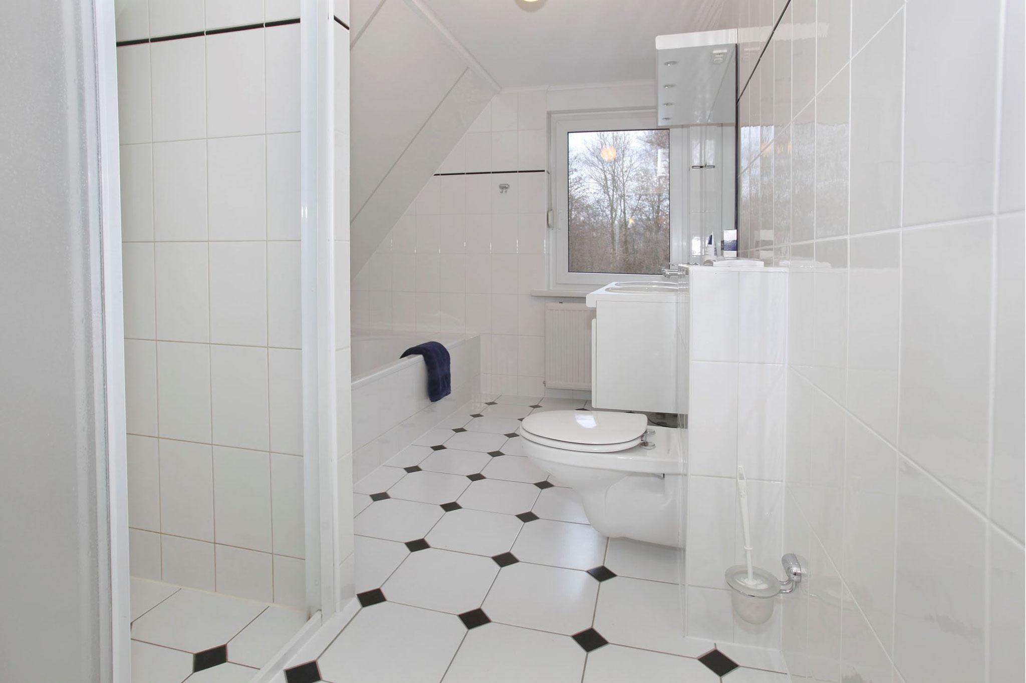 Verkoopstyling badkamer VOOR