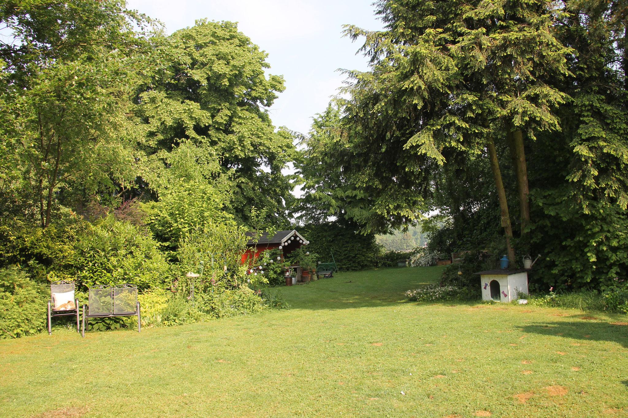 i-Tüpfelchen Gartenoase