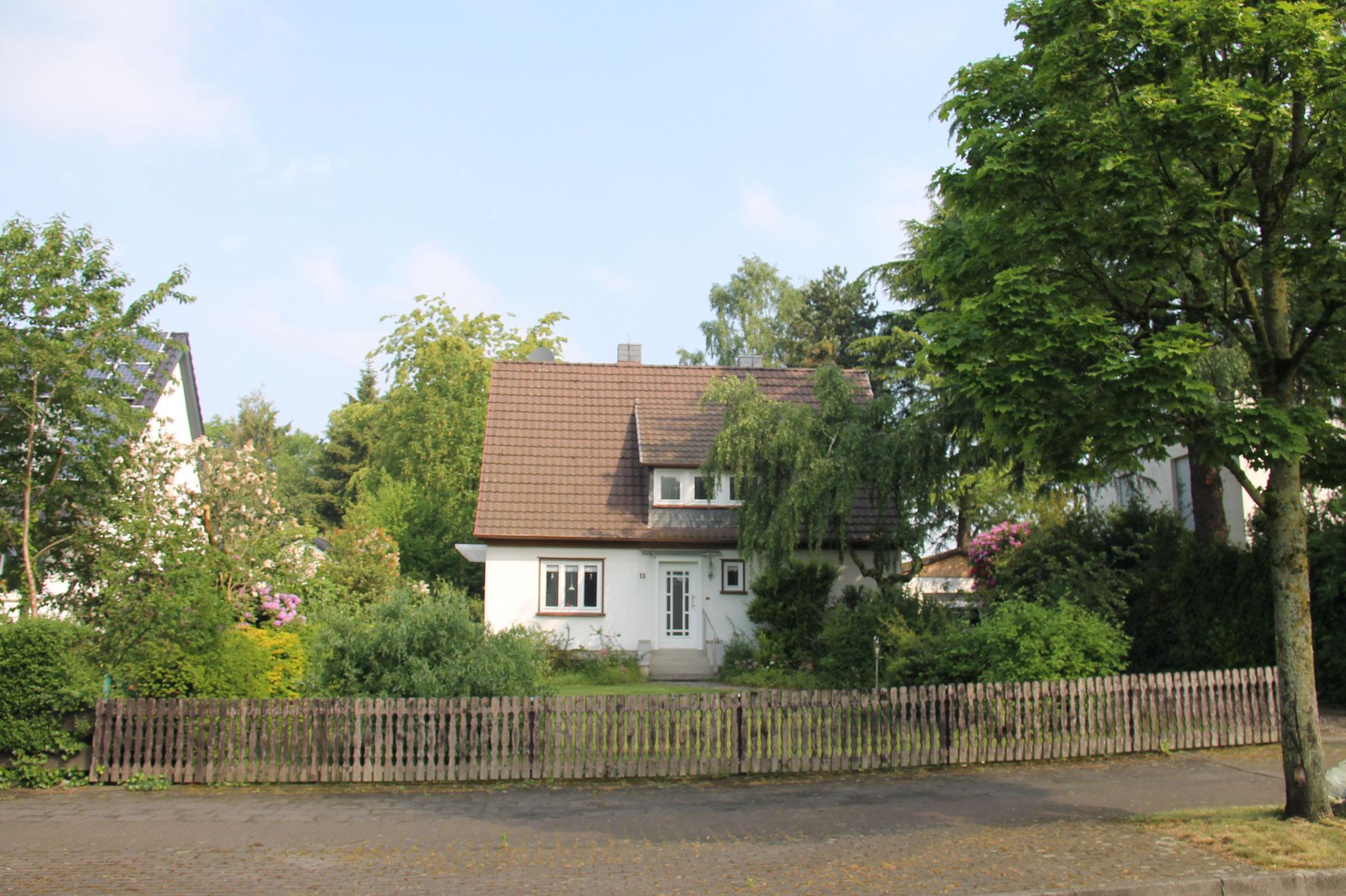 unser Häuschen in Langenfeld-Wiescheid