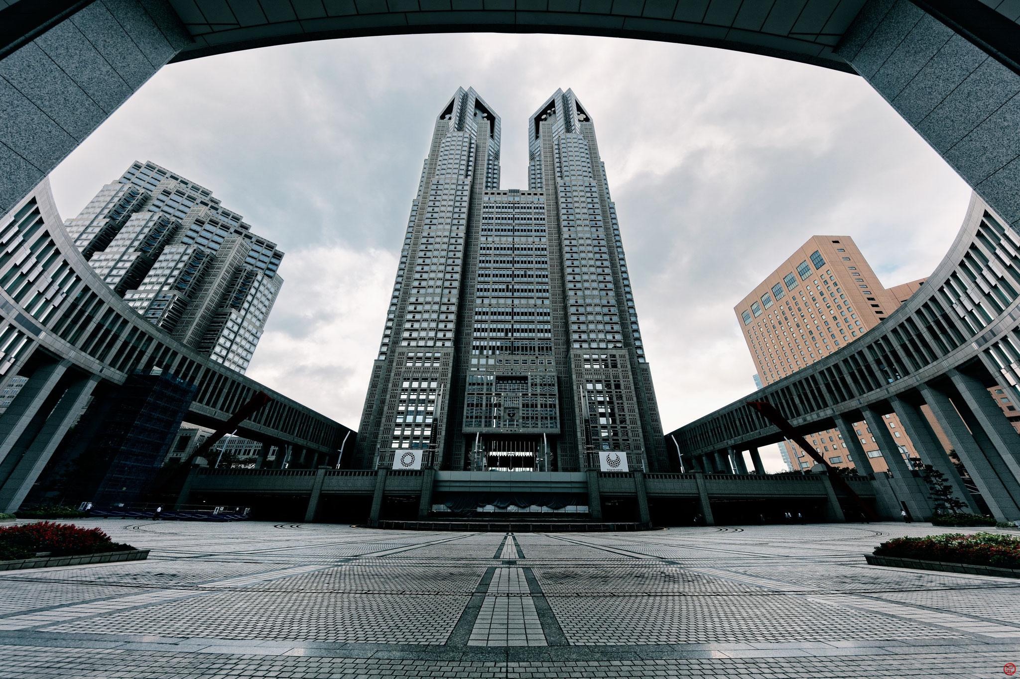 Tokyo Metropolitan Government Building, Japon