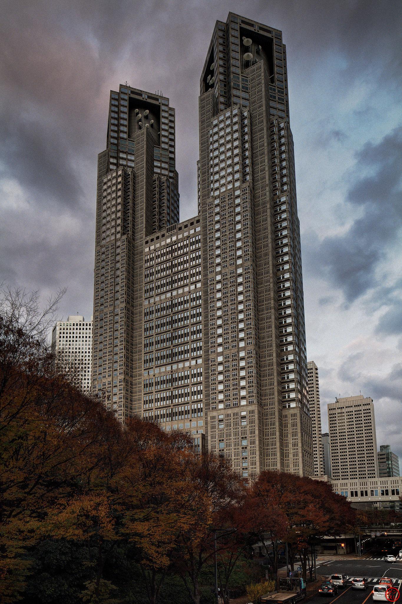 Tokyo Metropolitan Building, Tokyo, Japon (2010)