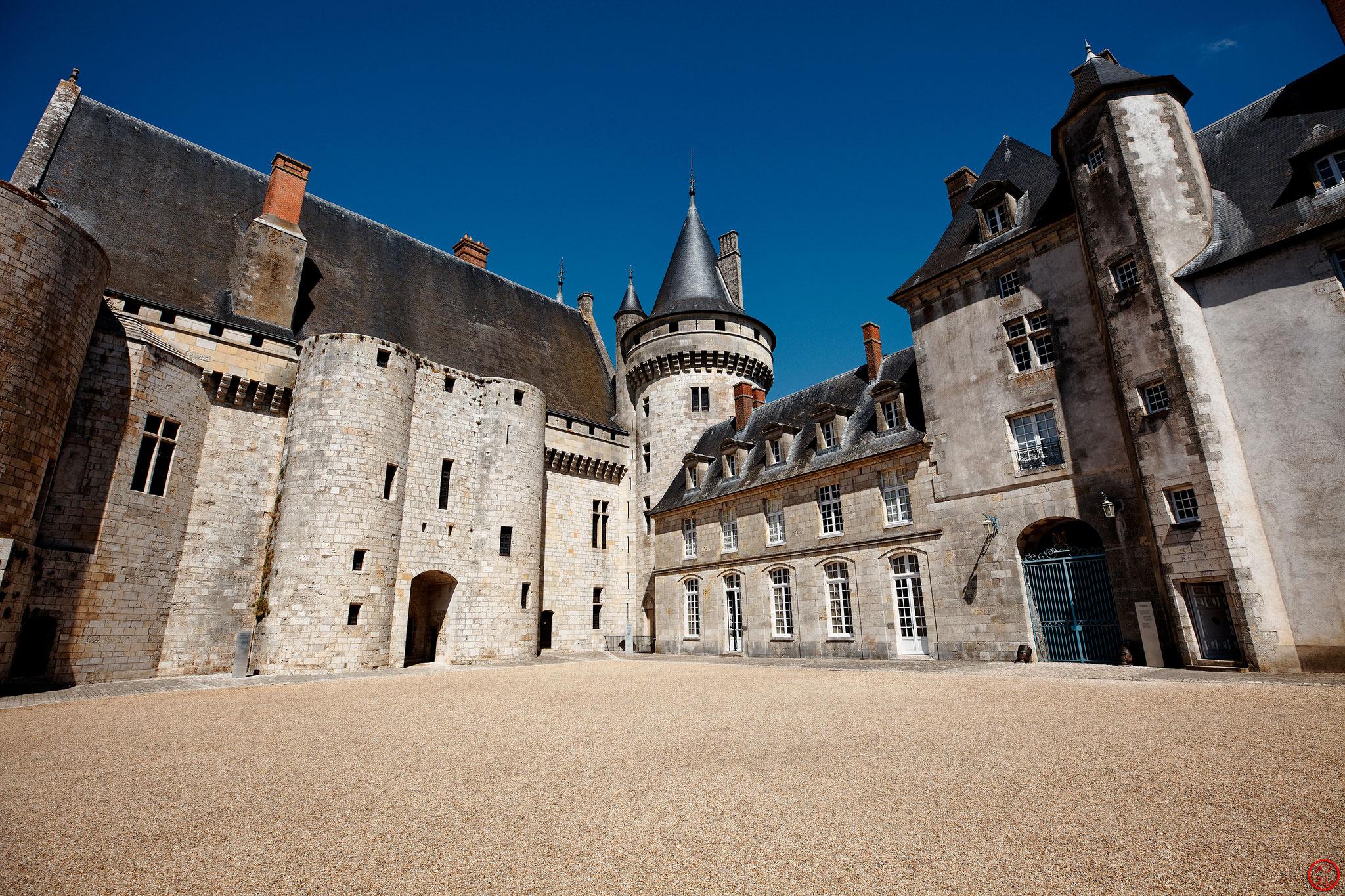 Château de Sully-sur-Loire, août 2018