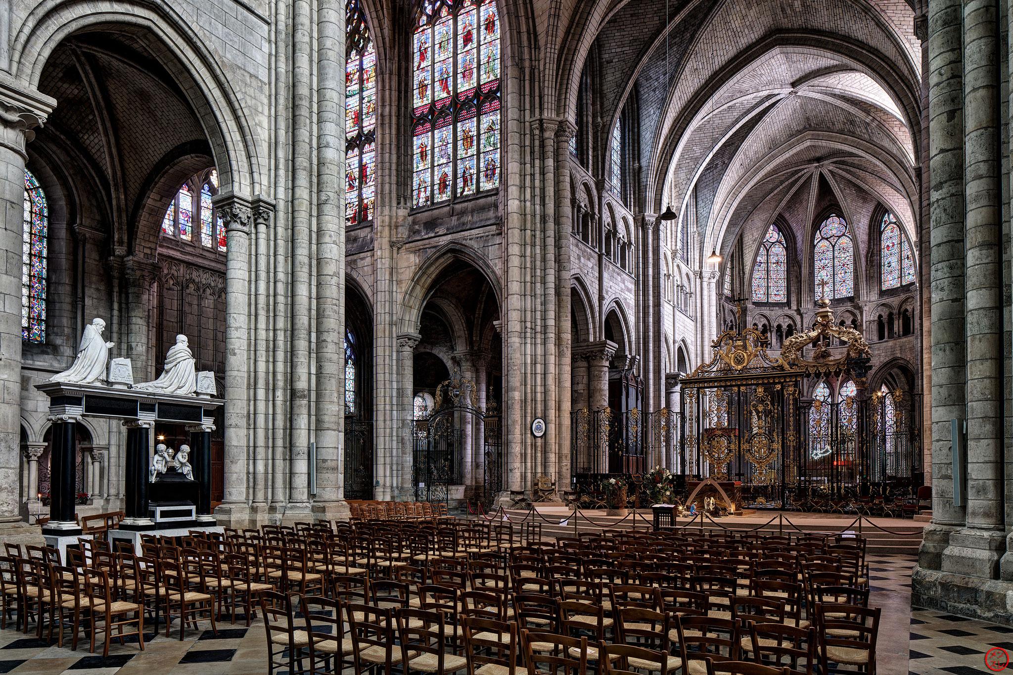 Cathédrale Saint-Etienne de Sens, France