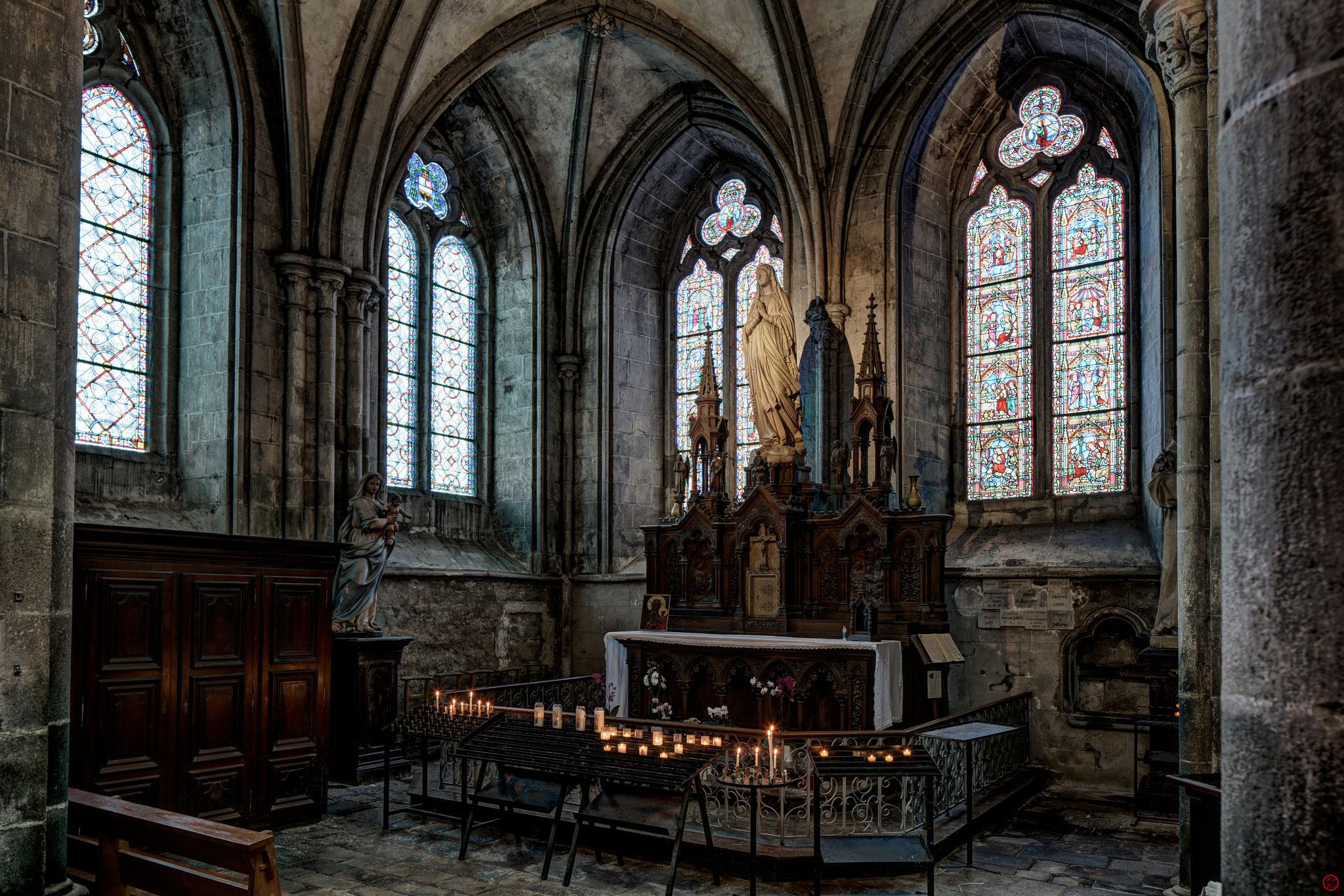 Cathédrale de Dol-de-Bretagne, octobre 2018