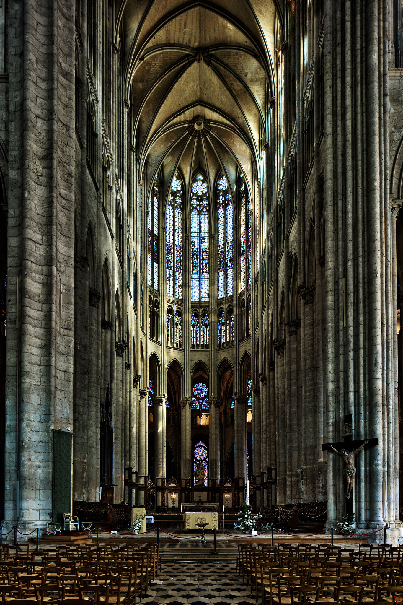 Cathédrale Saint-Pierre, Beauvais, France (2018)