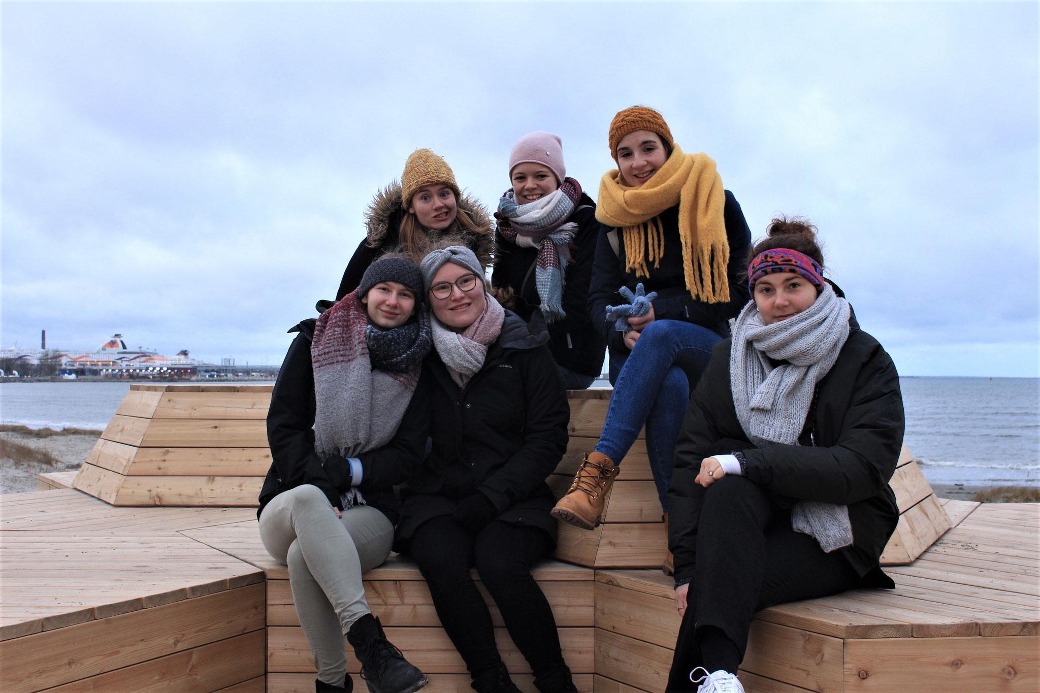 Zum Jahreswechsel in Tallinn