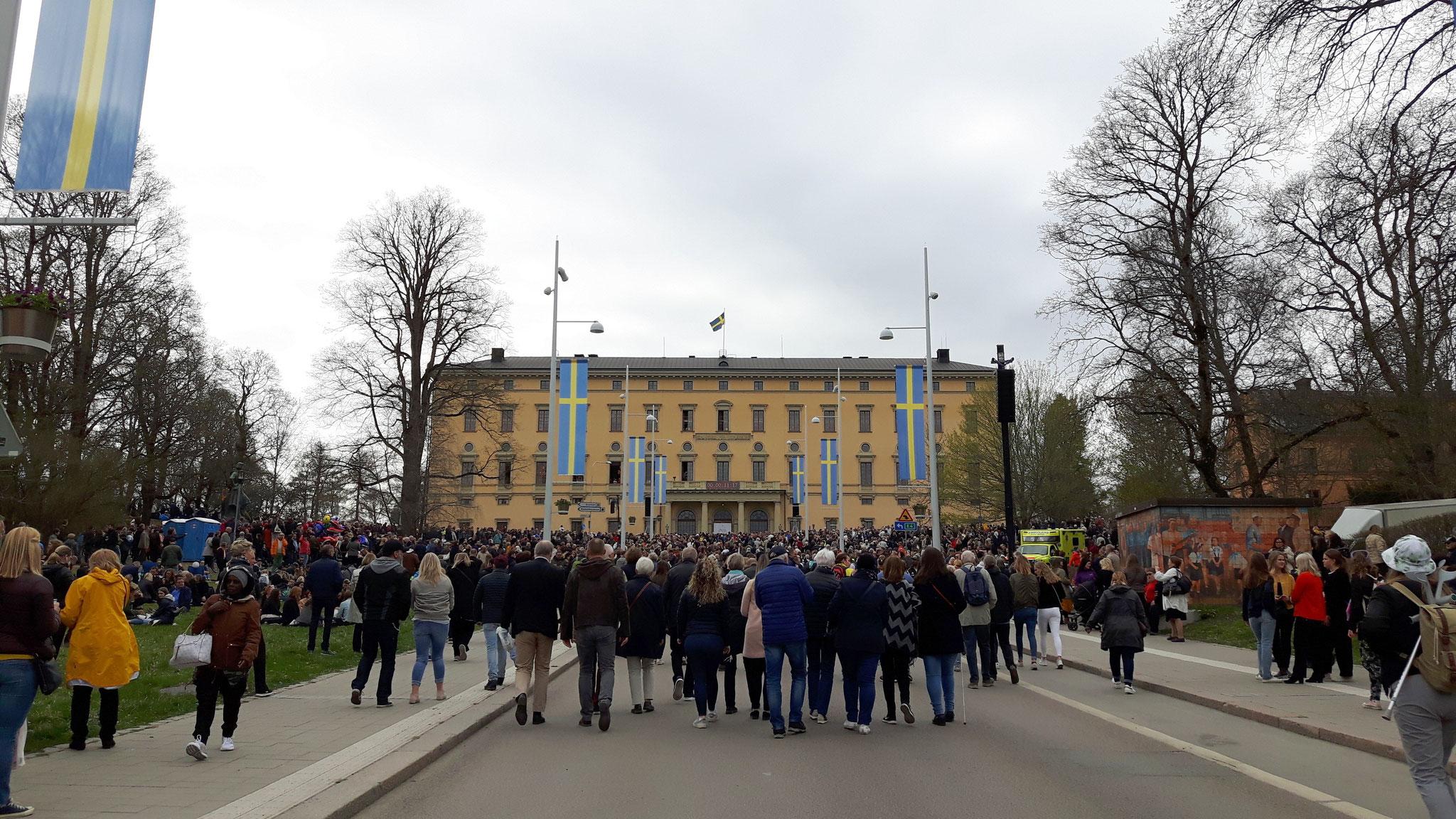 Valborg in Uppsala