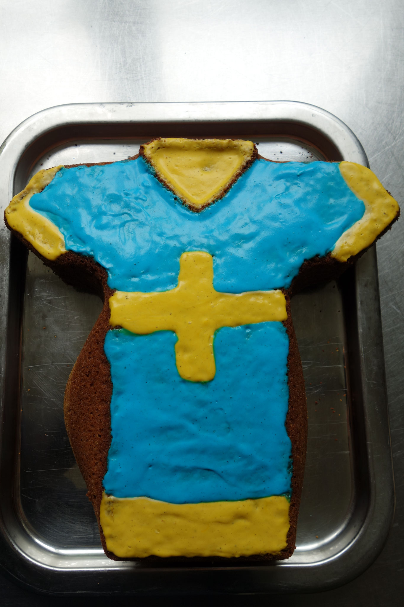 Kuchen zur Fussball-WM