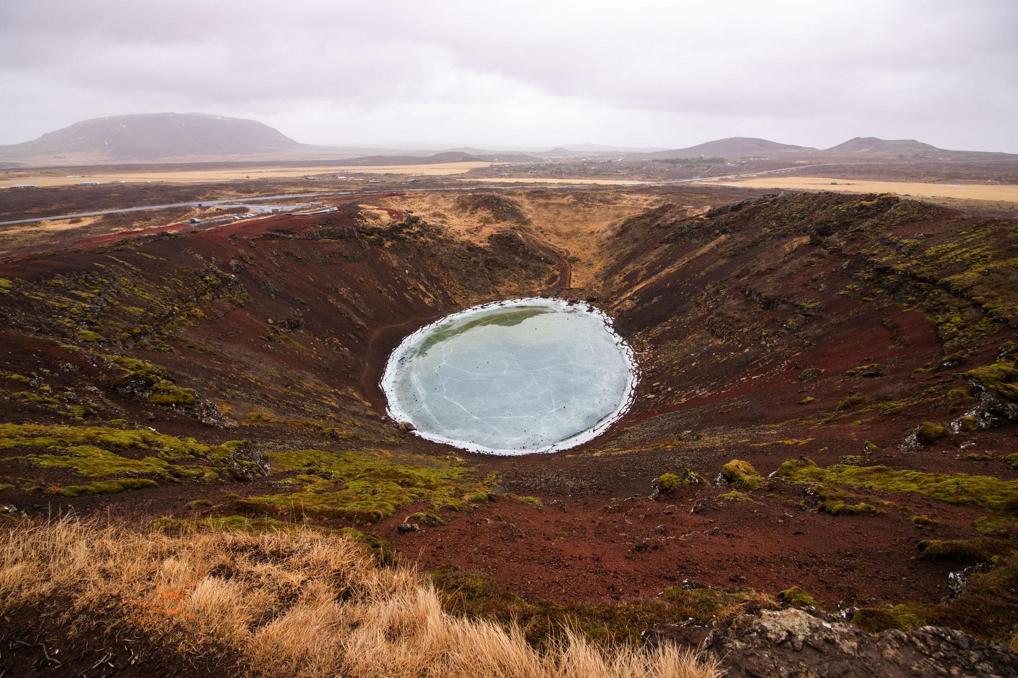 Keirið Kratersee (Foto: Feline)