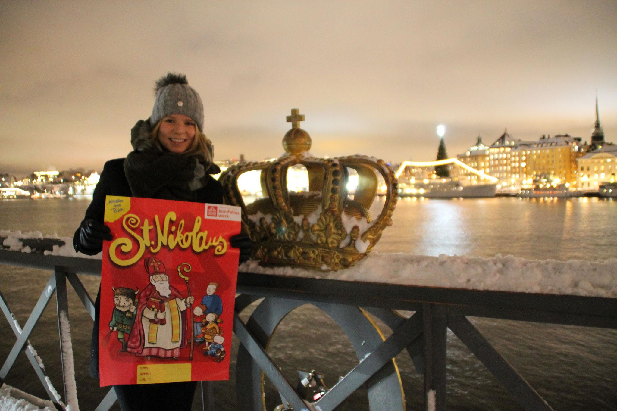 Elisabeth Schwake in Stockholm