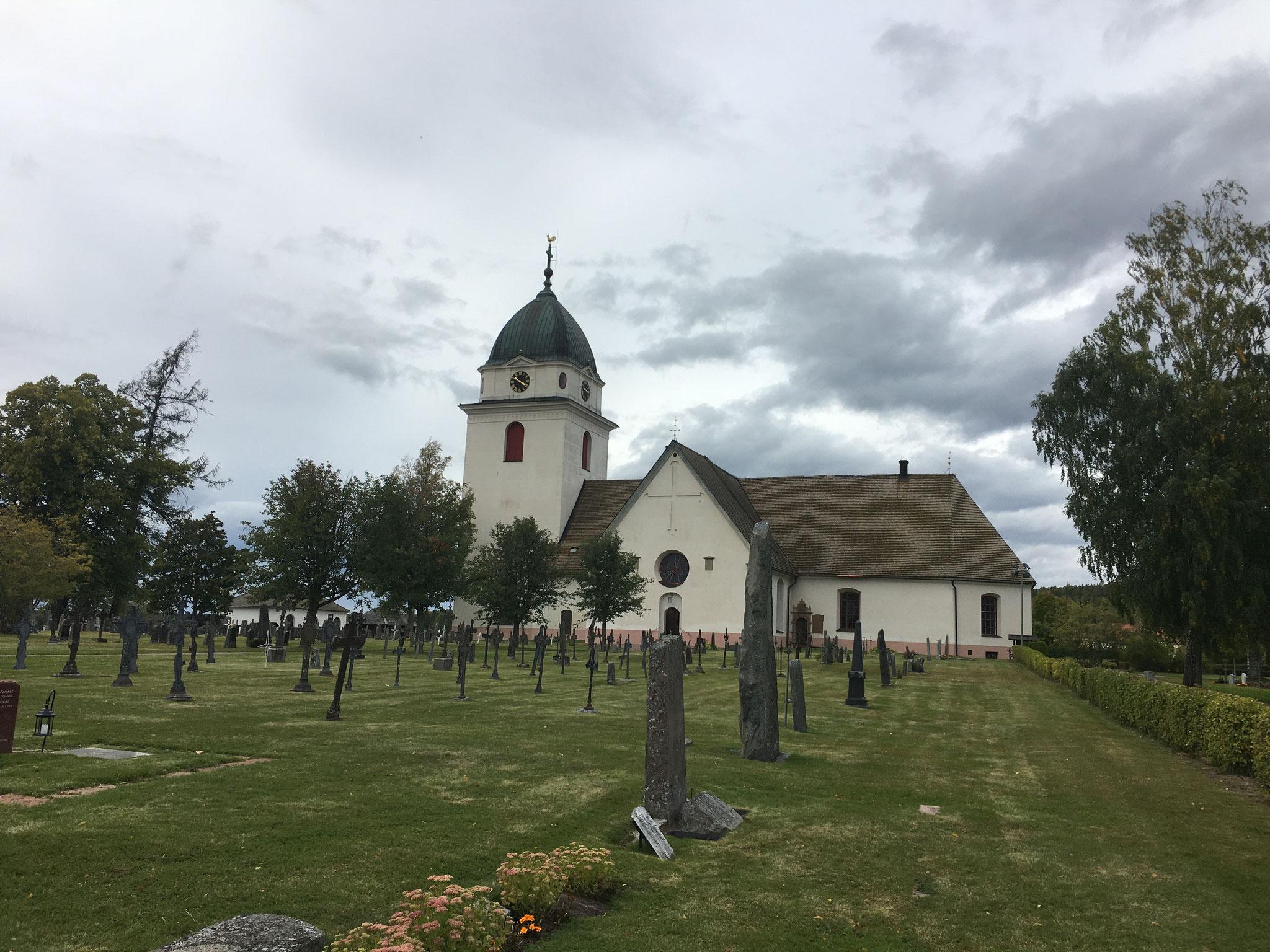 St. Olofs Grabkapelle (Foto: Inga)
