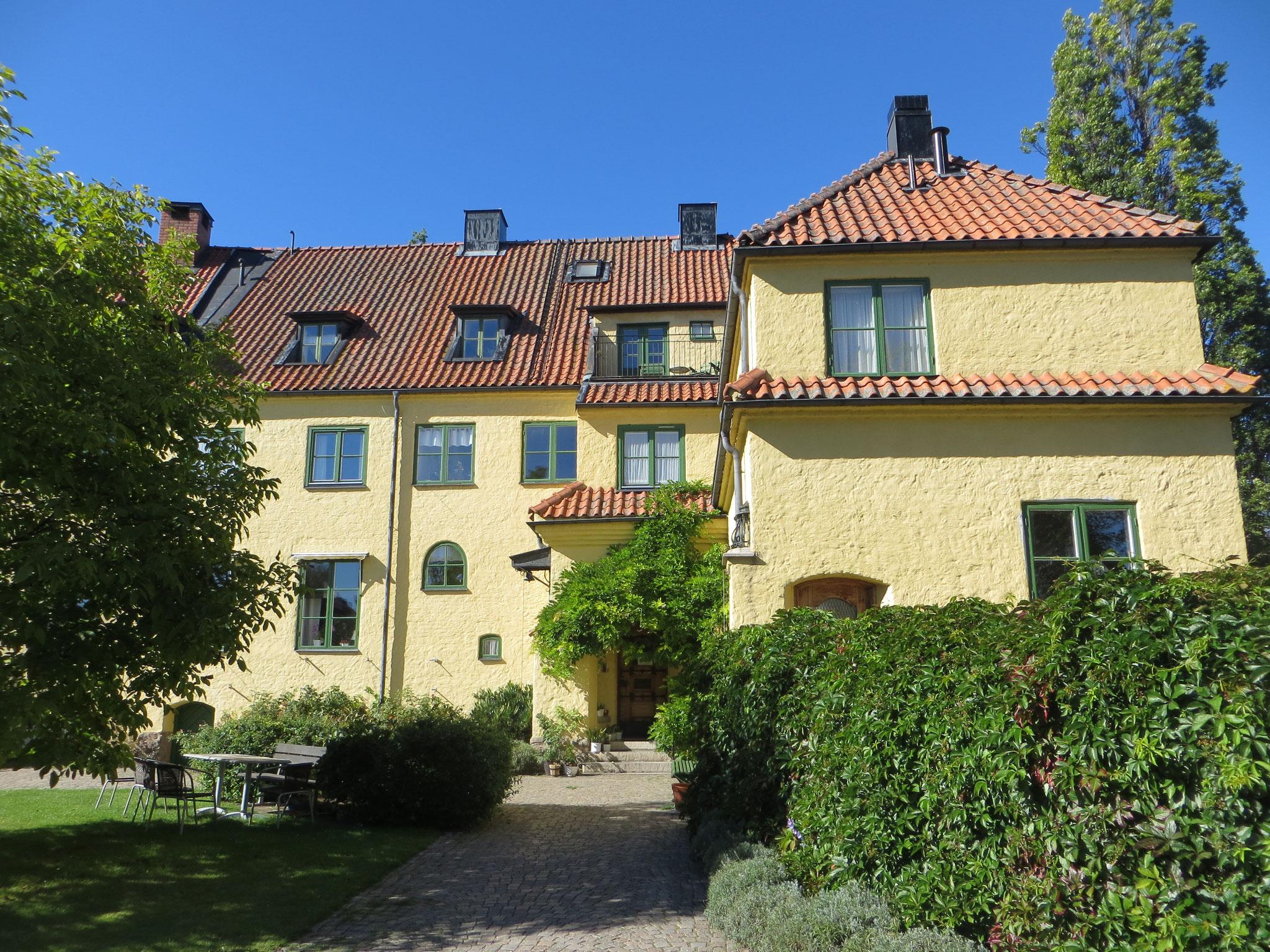 Gästeheim der Birgittaschwestern