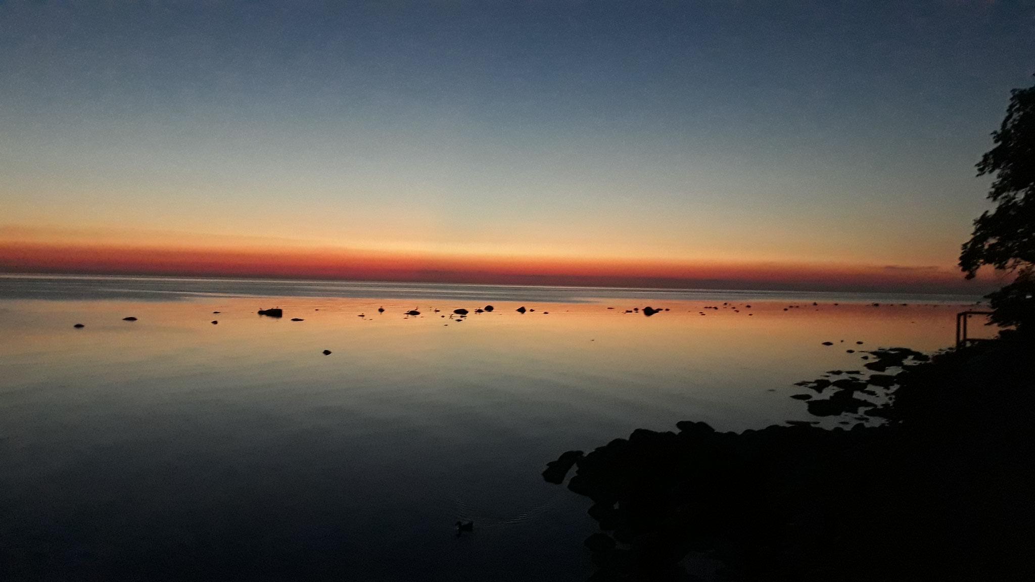 Was ist noch einmal Dunkelheit? Junitage auf Gotland