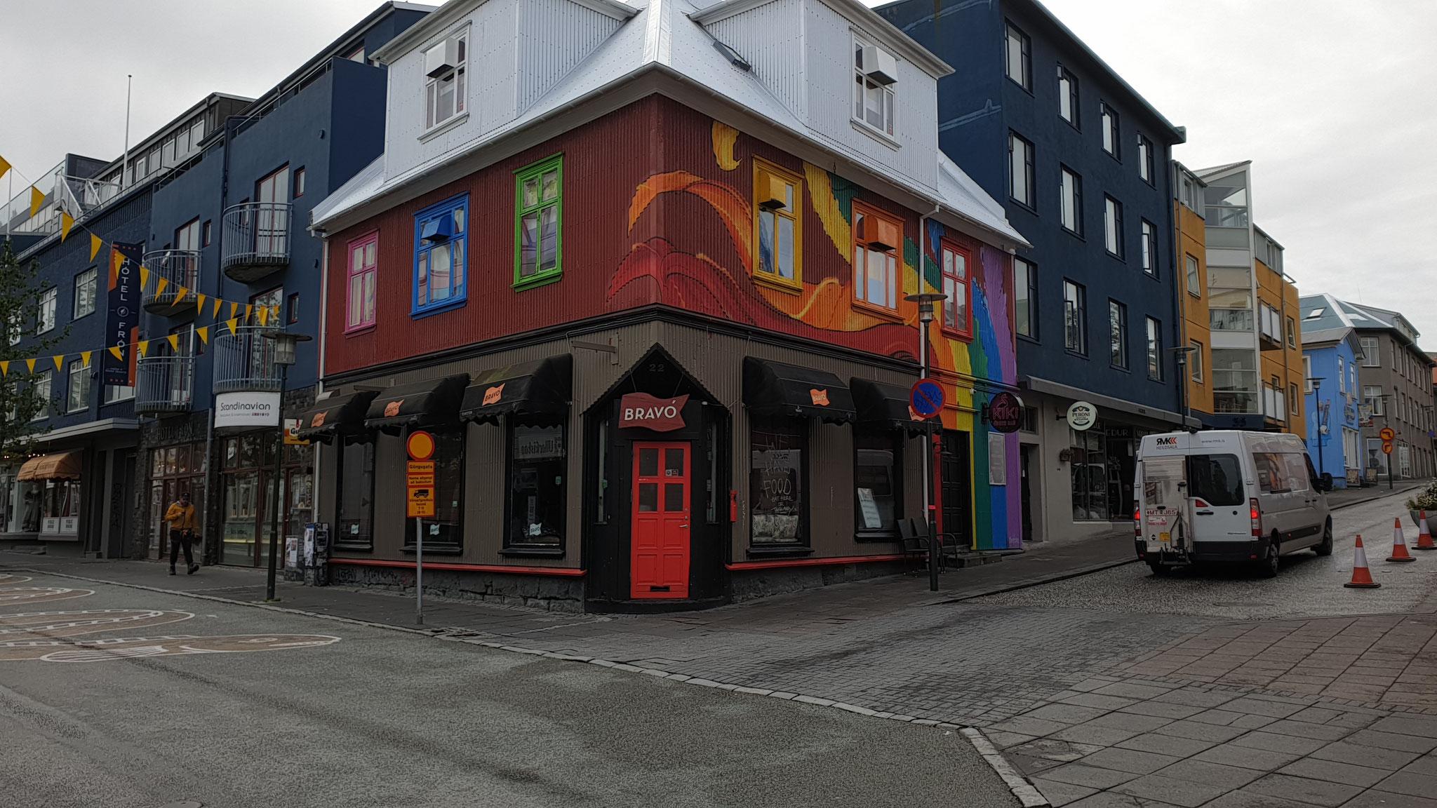 Bar in Reykjavík (Foto: Lorenz)