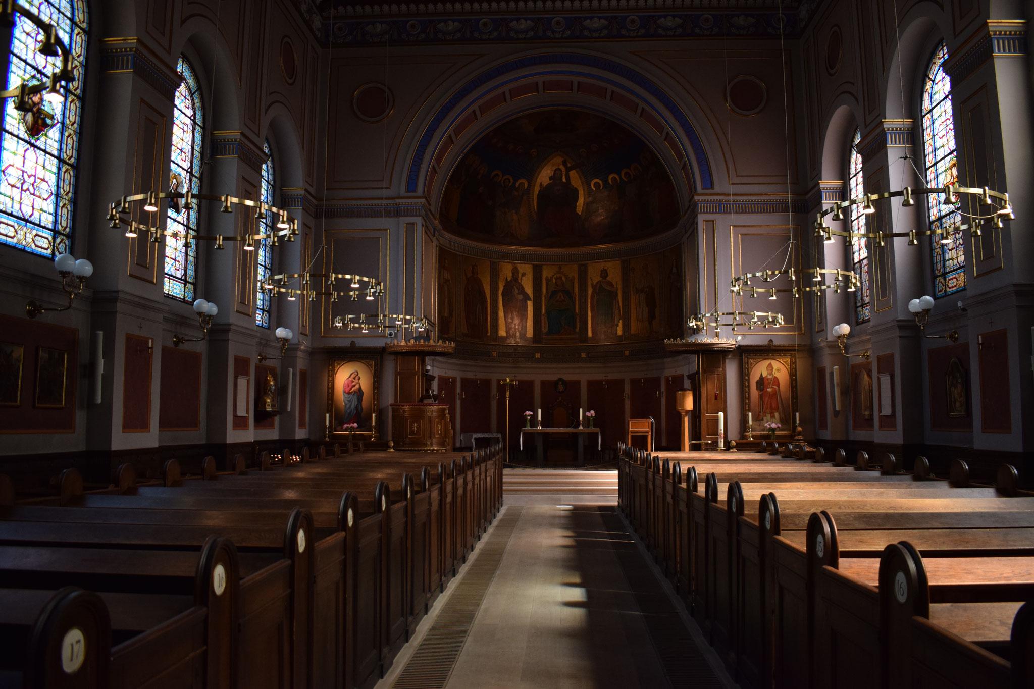 St. Ansgar, katholischer Dom Kopenhagen