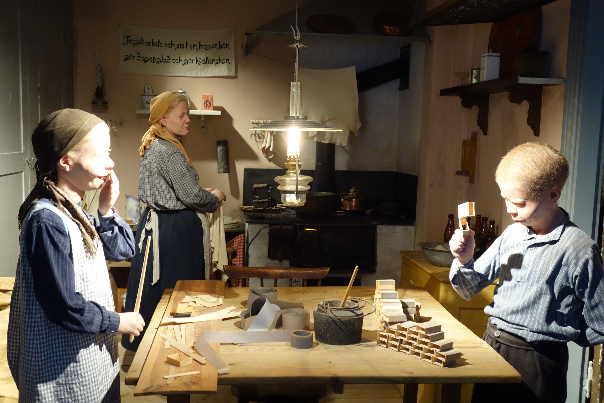 Streichholzmuseum in Jönköping