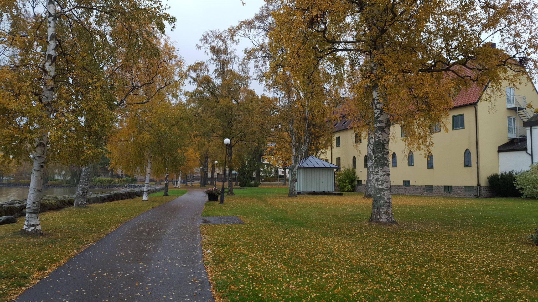 Das Gästeheim der Birgittaschwestern in Vadstena