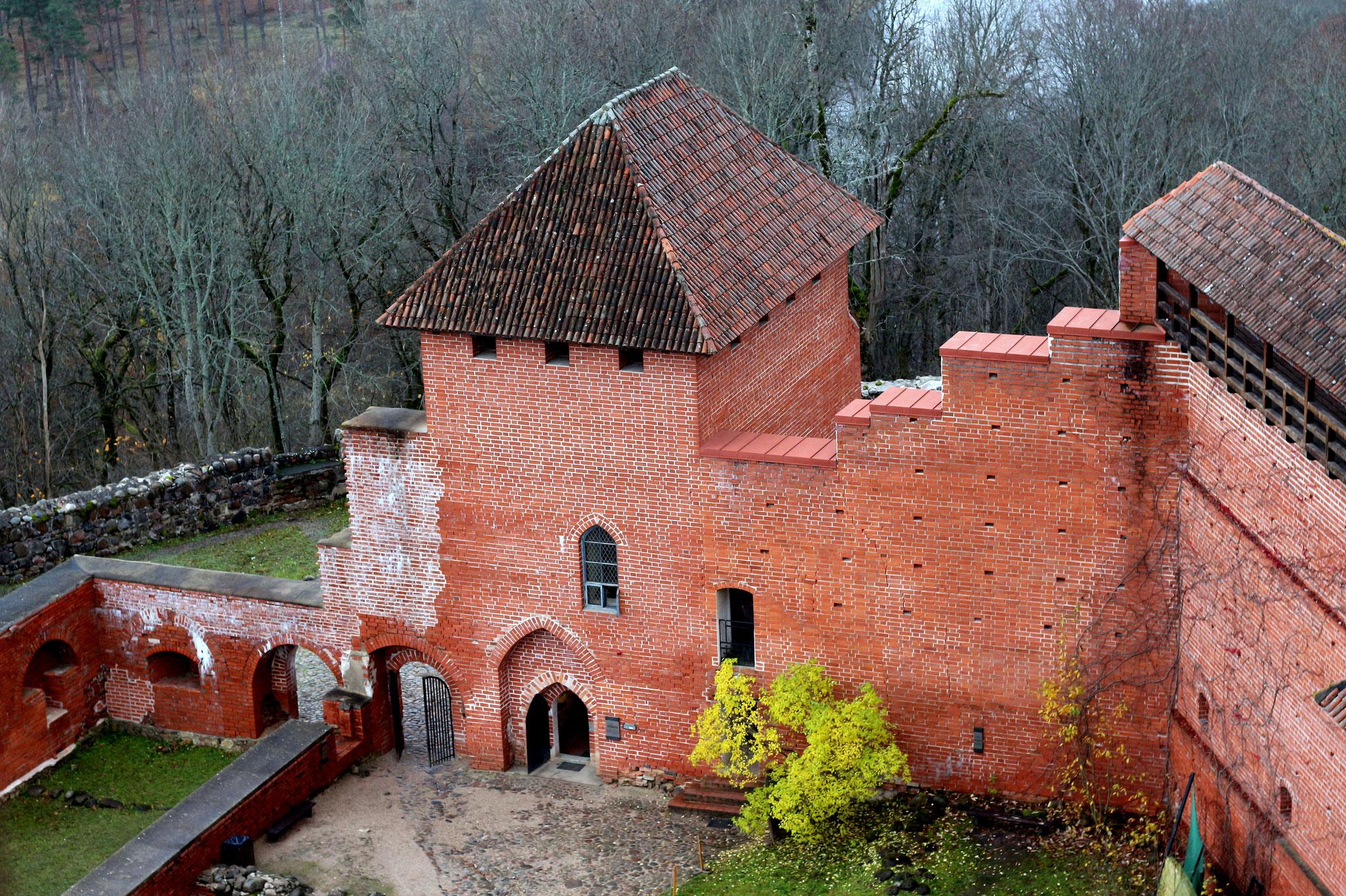 Schloss Turaida in Sigulda