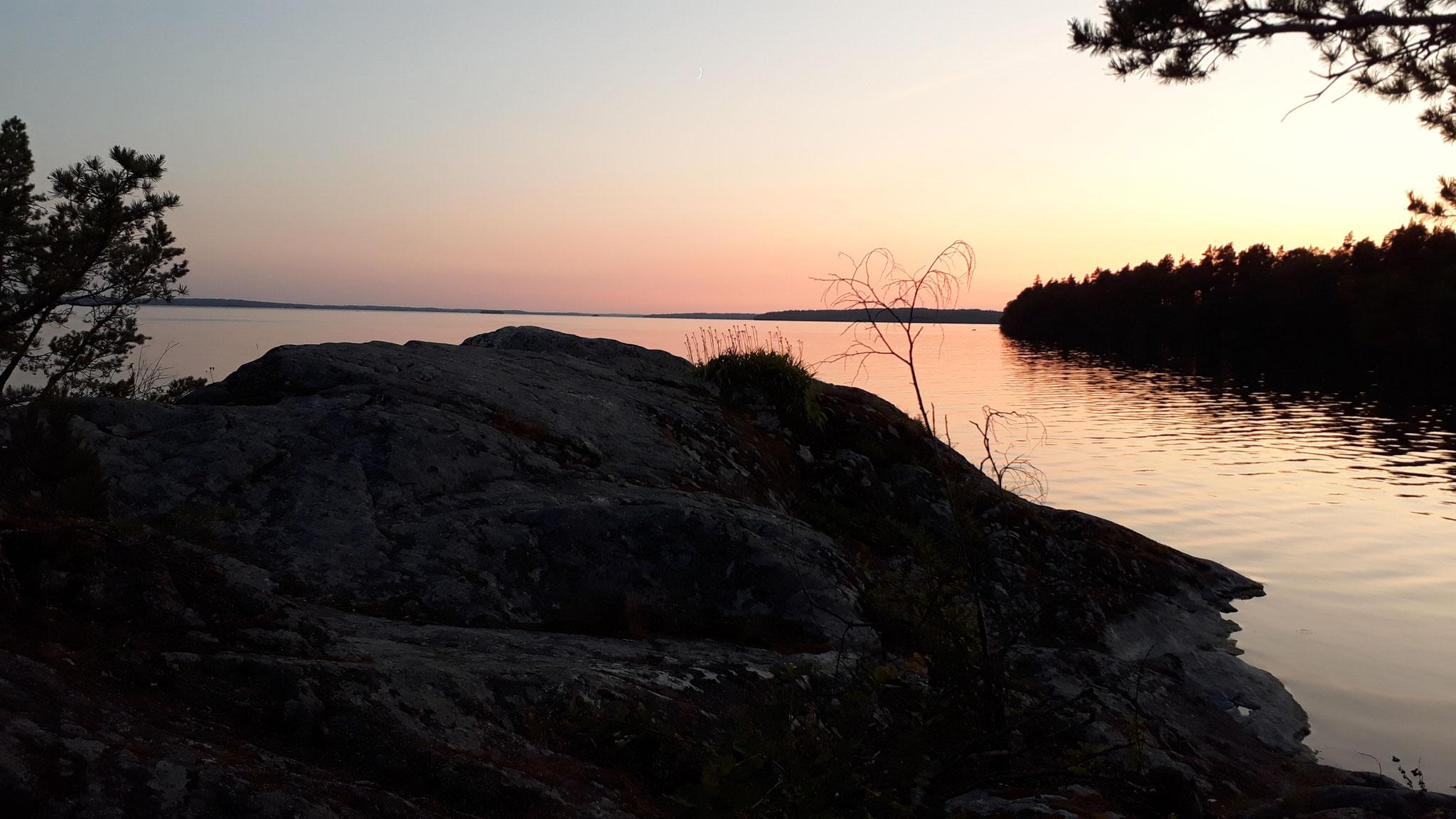Sommerlicht bei Marieudd