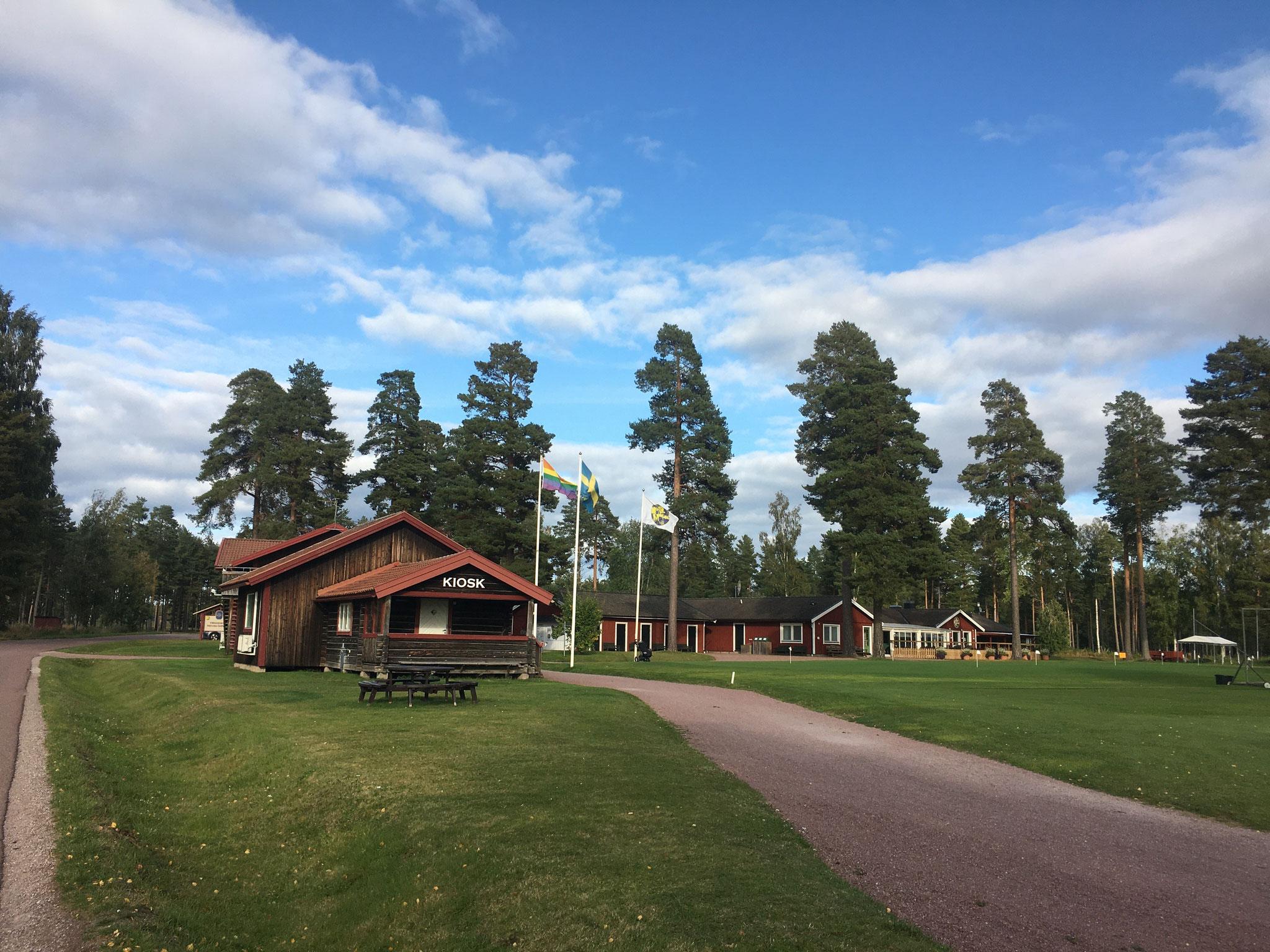 Rättviks Golfklub (Foto: Inga)