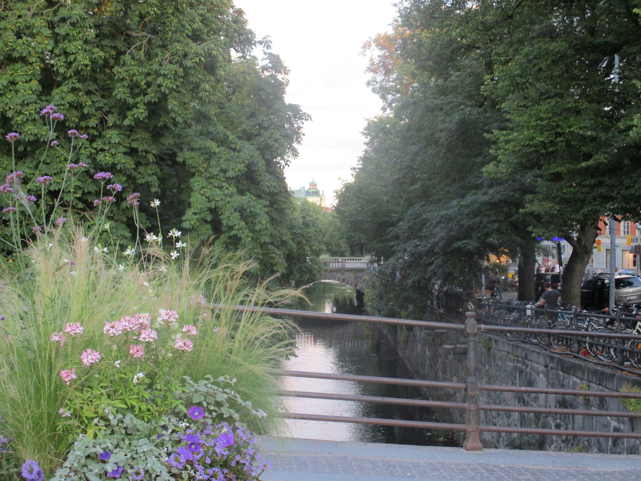 Eindrücke aus Uppsala (Foto: Inga)