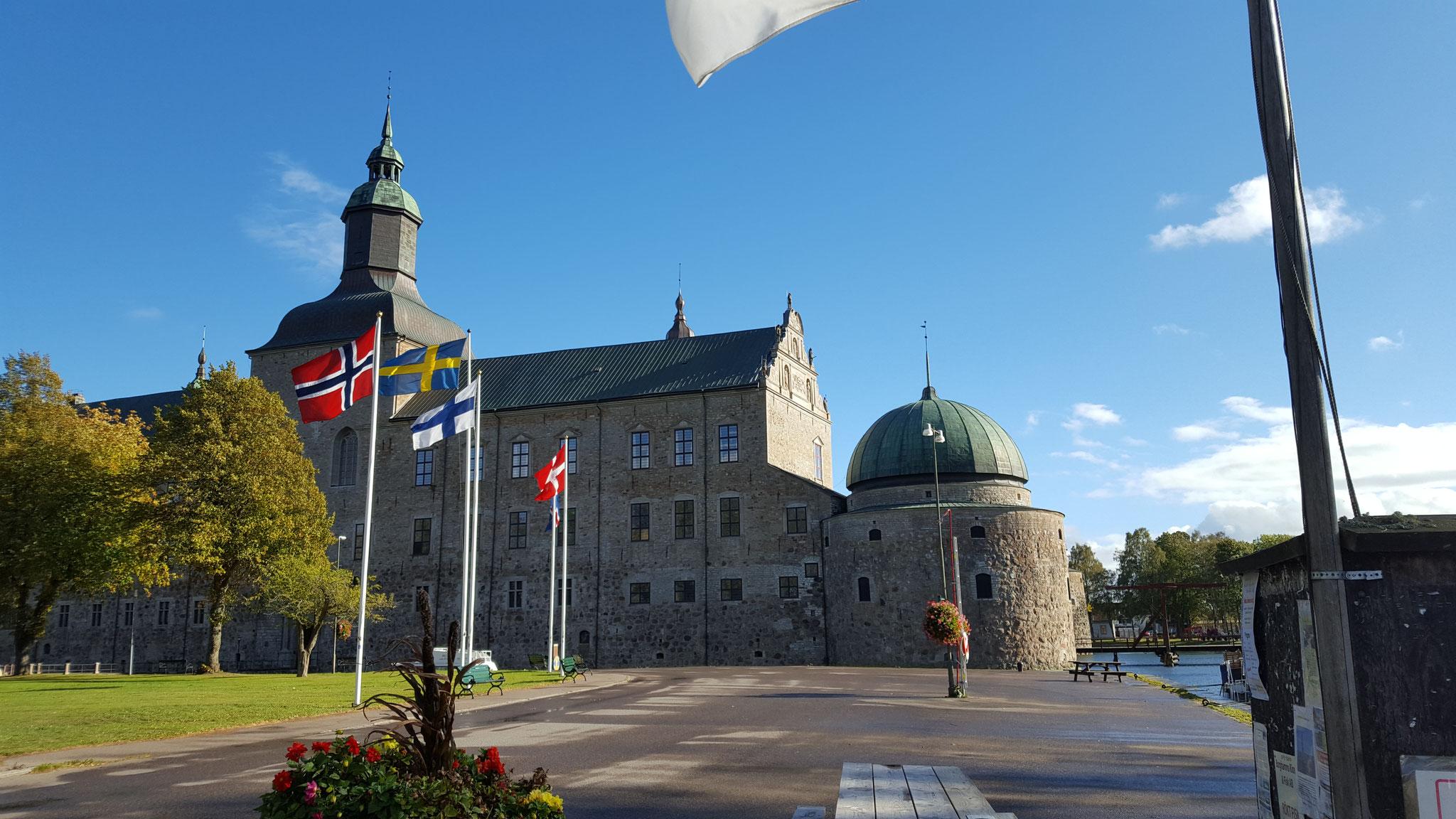 Das Schloss in Vadstena