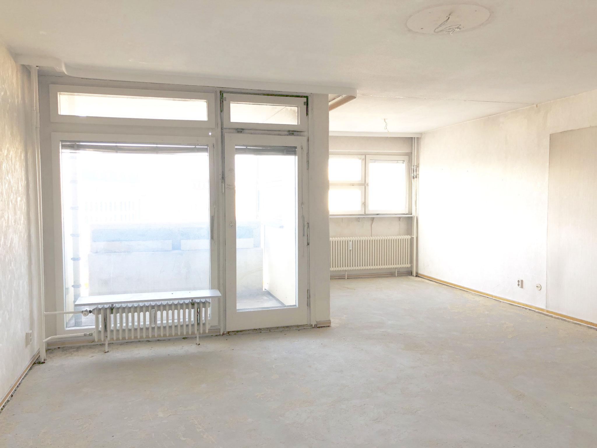 Helle und geräumige 1-Zimmer-Wohnung in zentraler Lage Berlin Charlottenburg