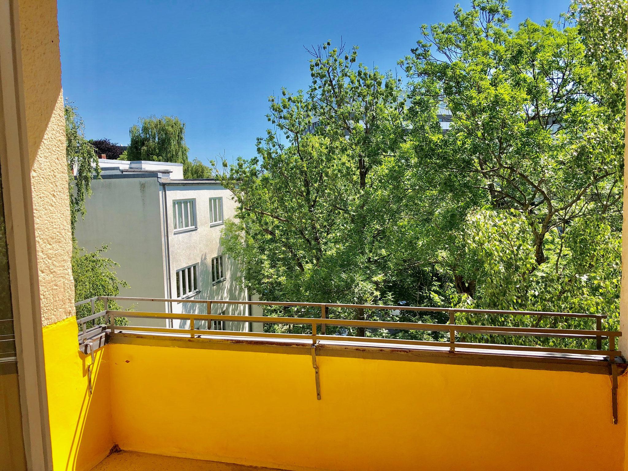 Perfekt geschnittene Dachgeschosswohnung  im beliebten Südwesten Berlins