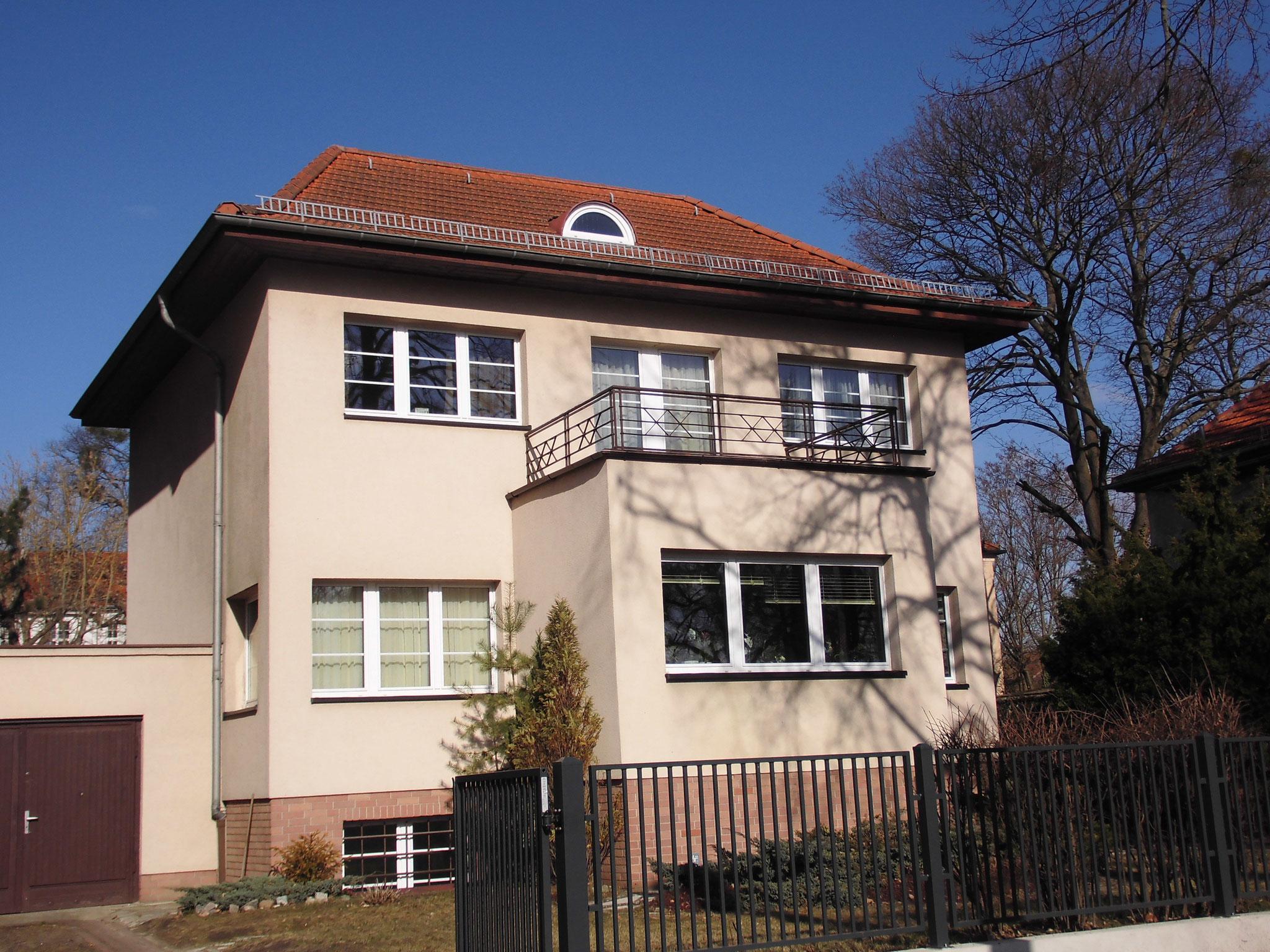 Zentral gelegene 30er Jahre-Villa in der Berliner Vorstadt