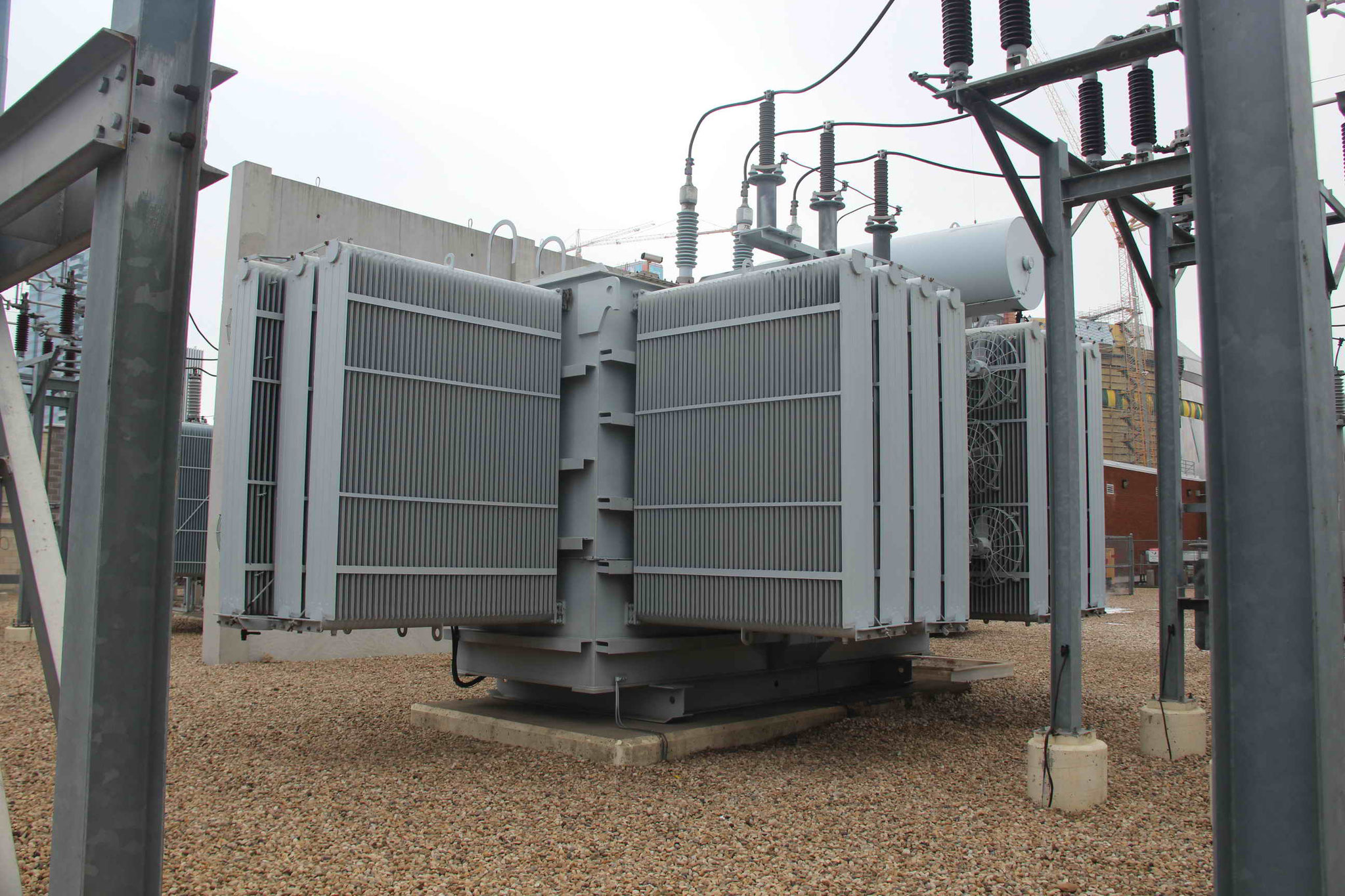 Electrical Substations - ACI Acoustical Consultants Inc