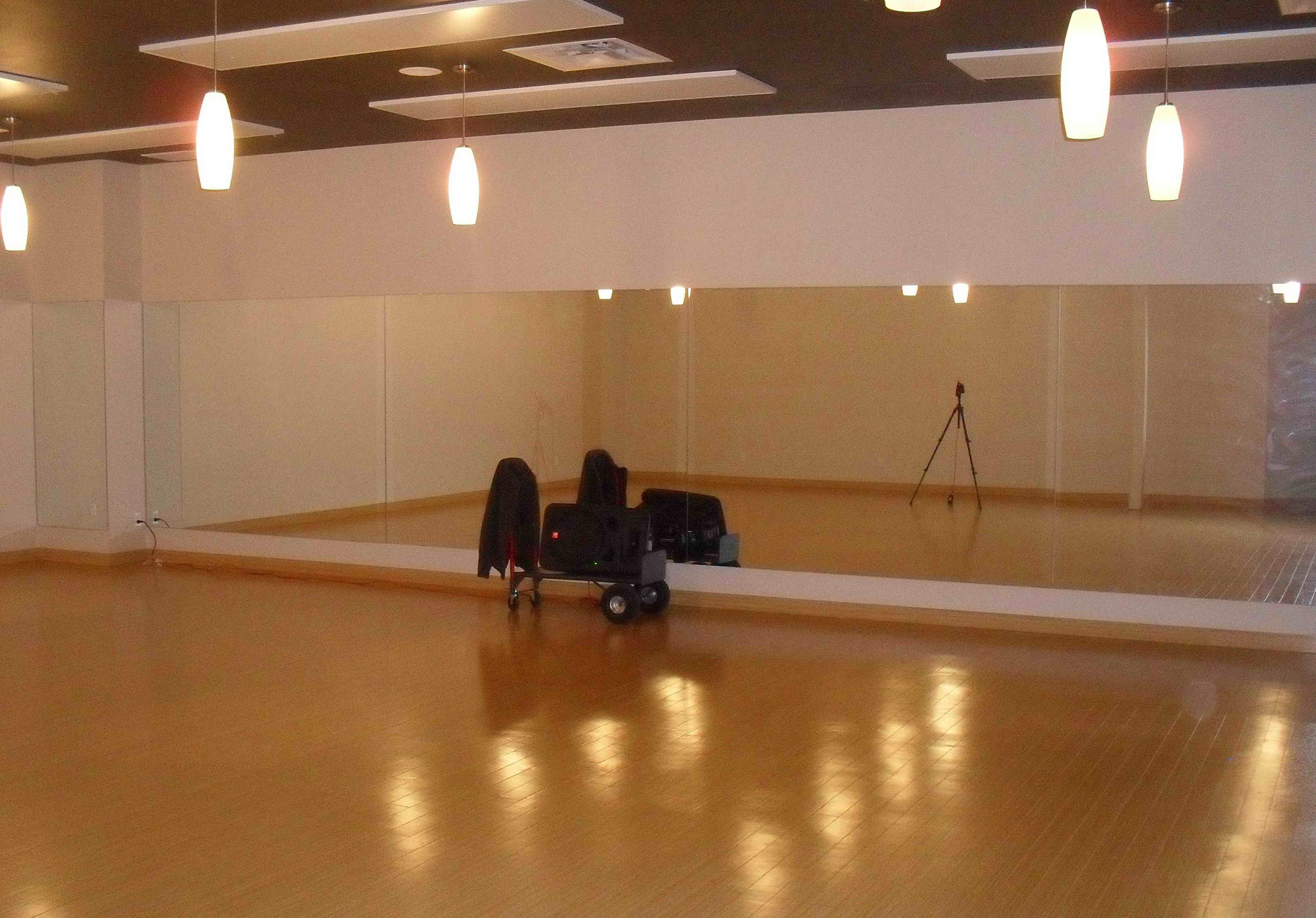 Reverberation Measurements In Yoga Studio