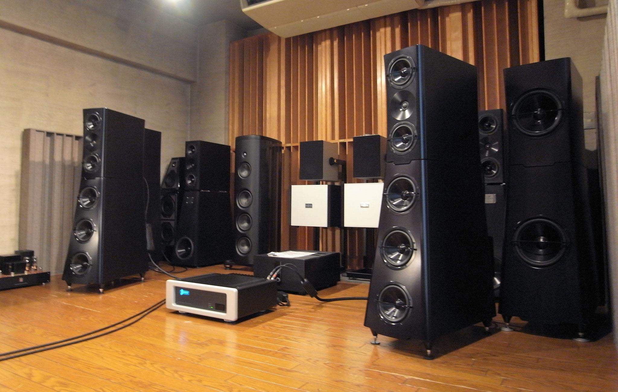 YG Acoustics Sonja XV Jr.
