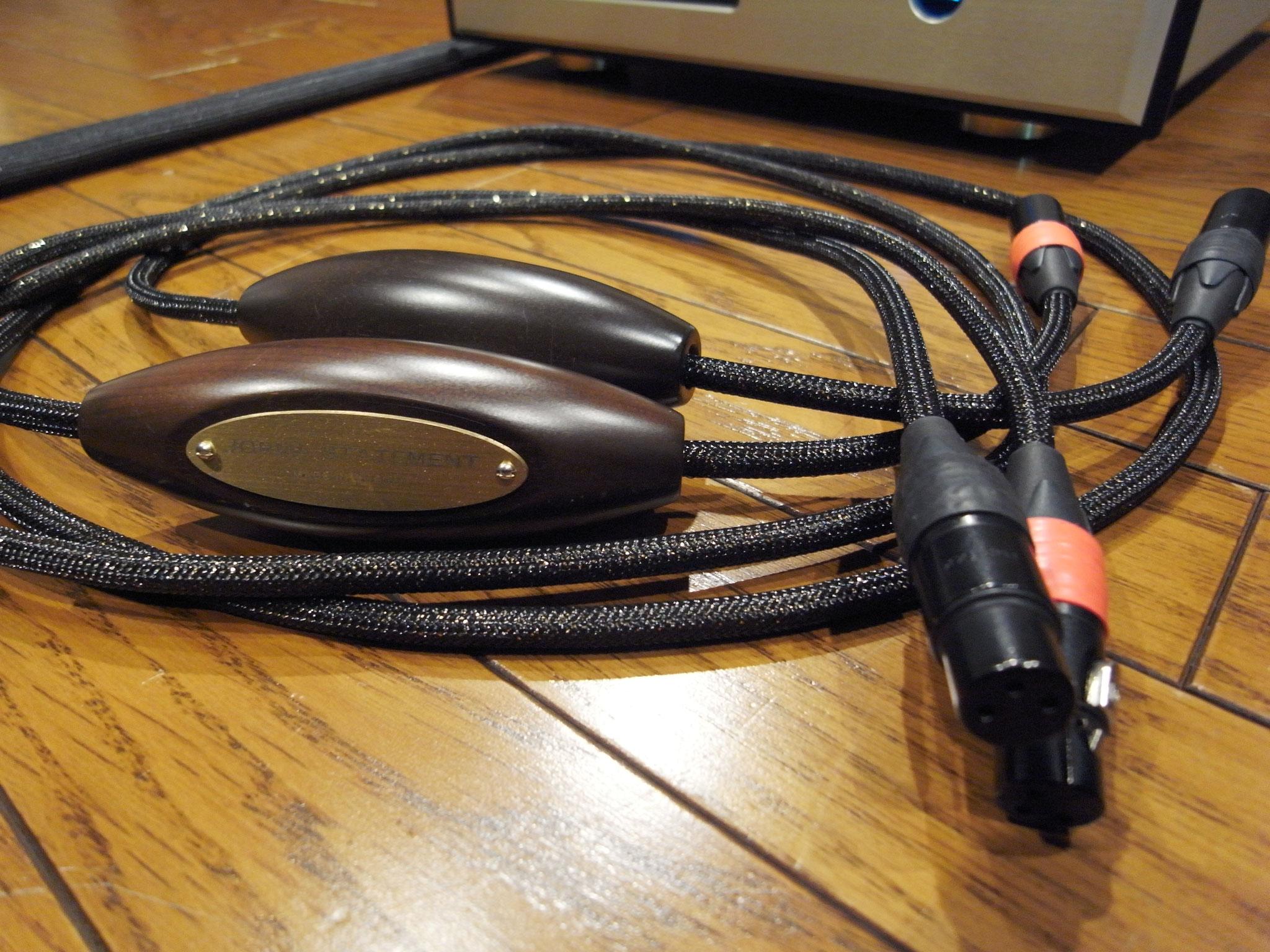 JORMA DESIGN STATEMENT XLR Cables