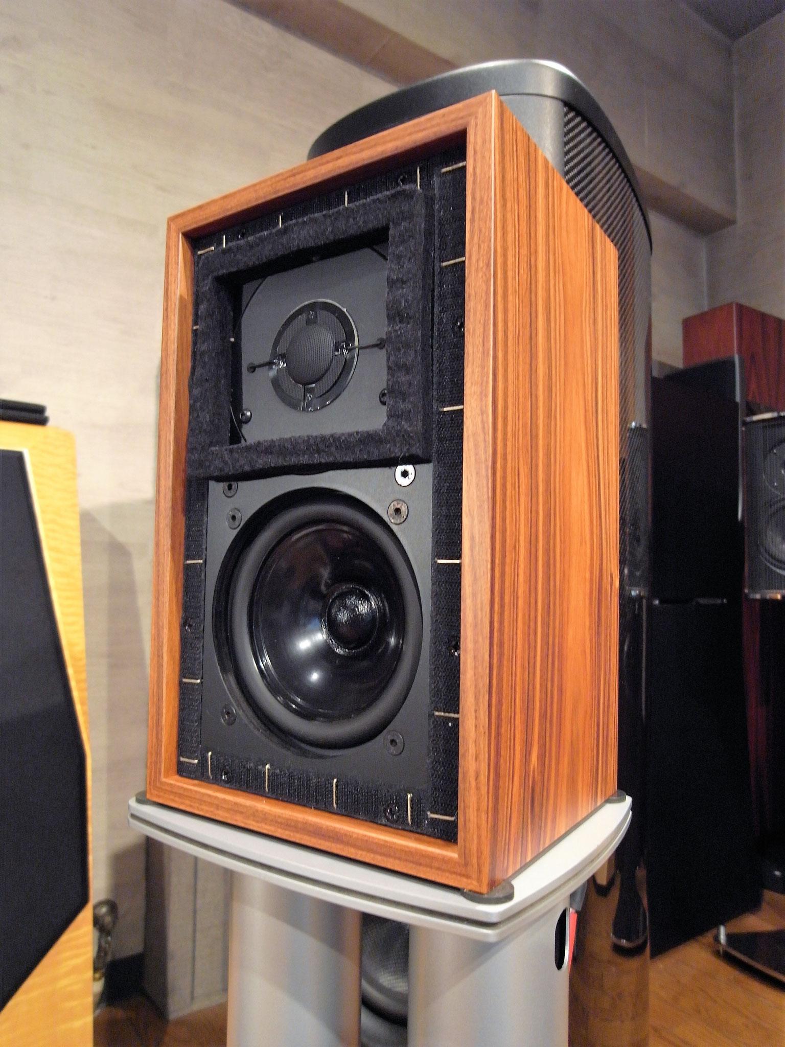 Falcon Acoustics LS3/5a Rosewood