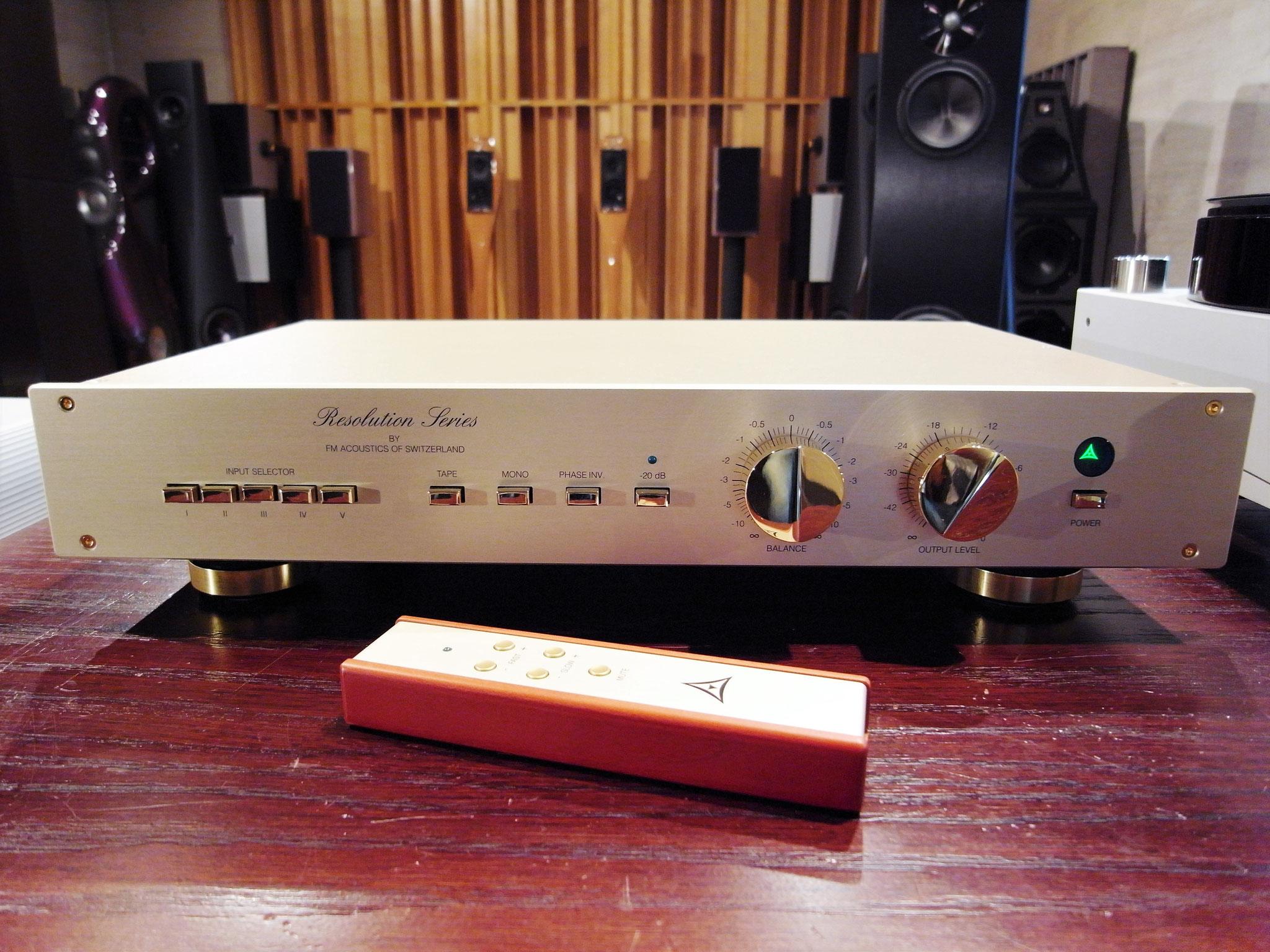 FM ACOUSTICS FM255MK2R