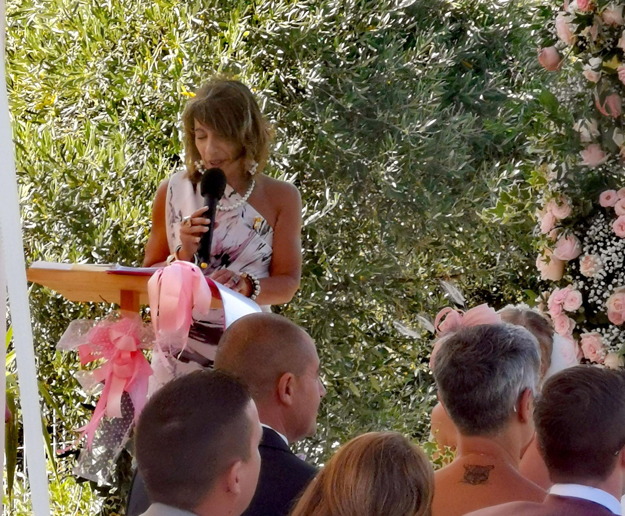 cérémonie laique Fréjus