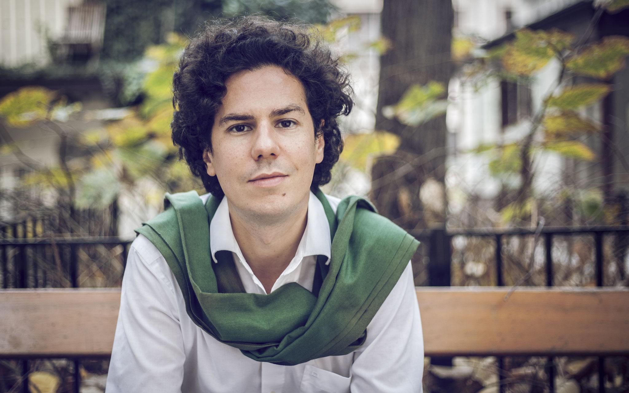 Sascha EL MOUISSI, Pianist