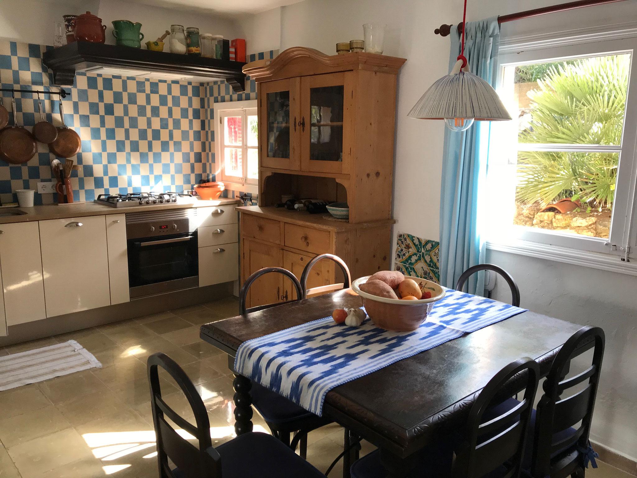 Offene Küche /Esszimmer